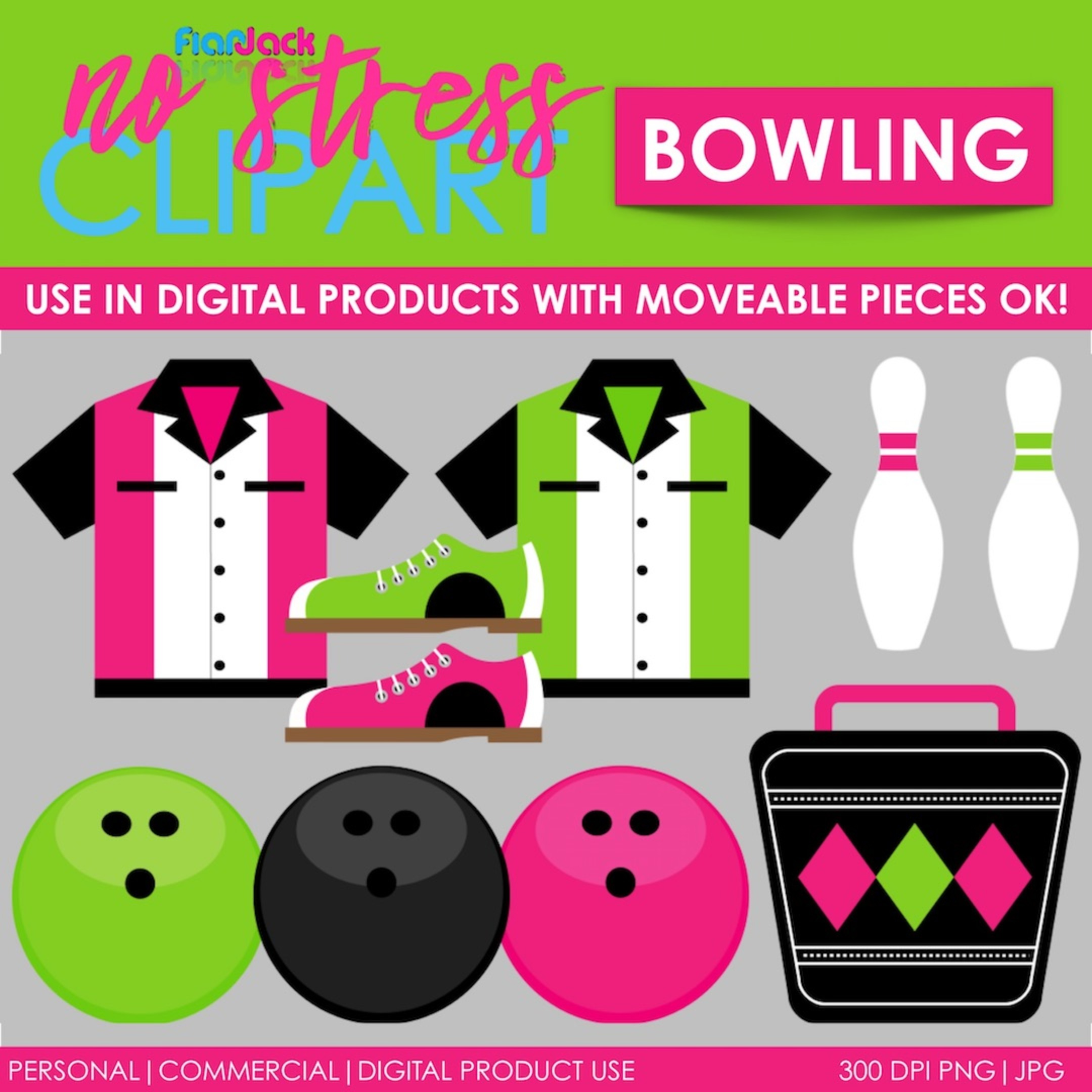 Bowling Pink Version