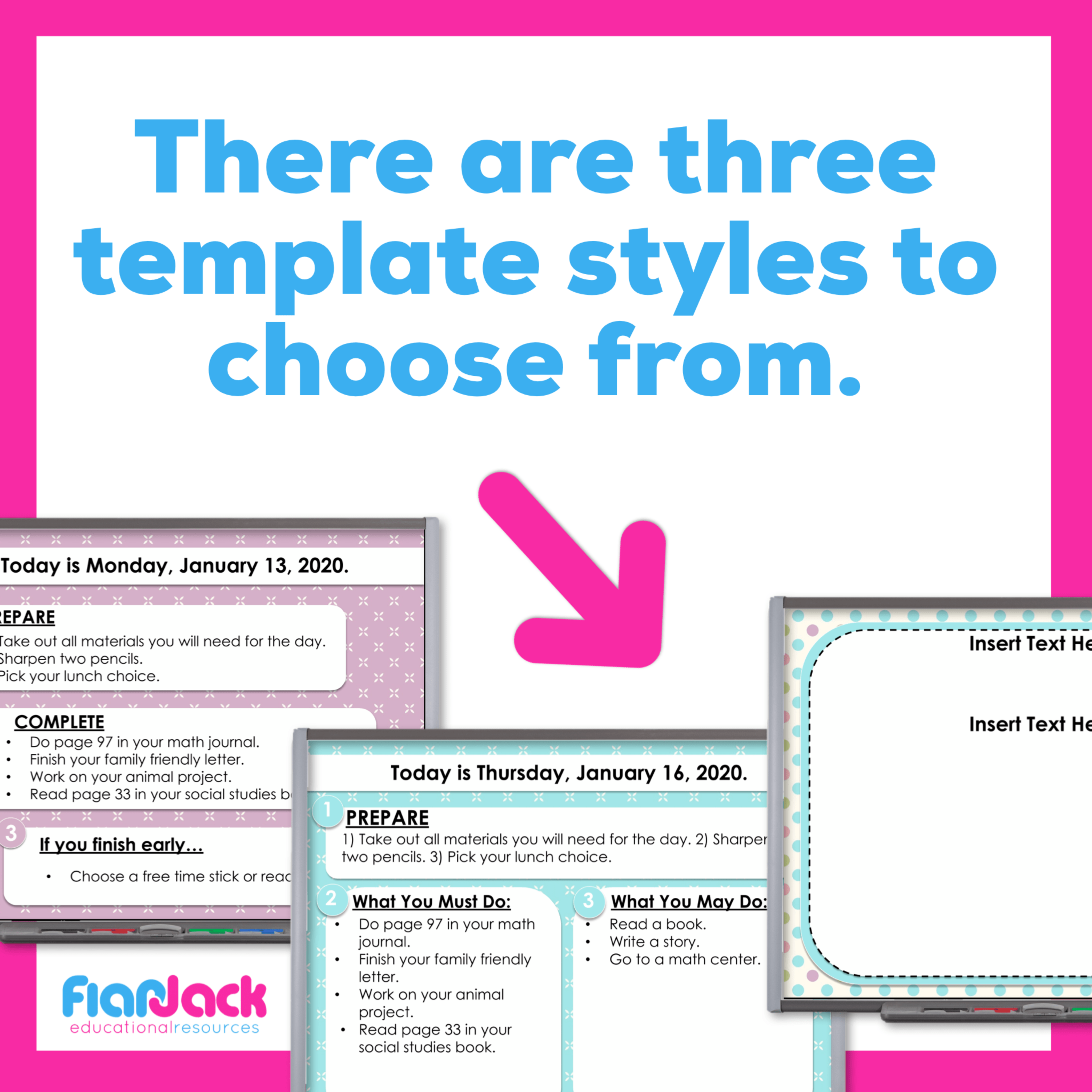 Editable PowerPoint Templates | Pastel Colors