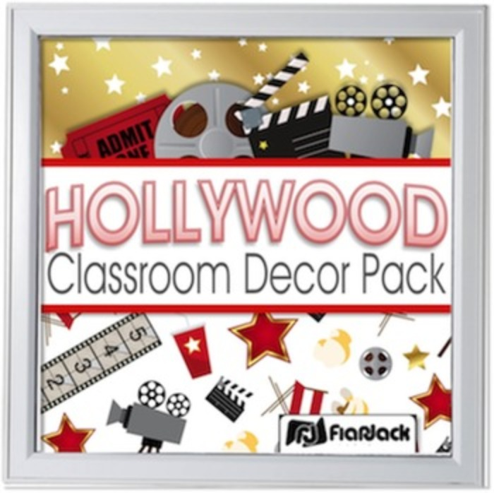 Hollywood Oscars Themed Class Decor Bundle