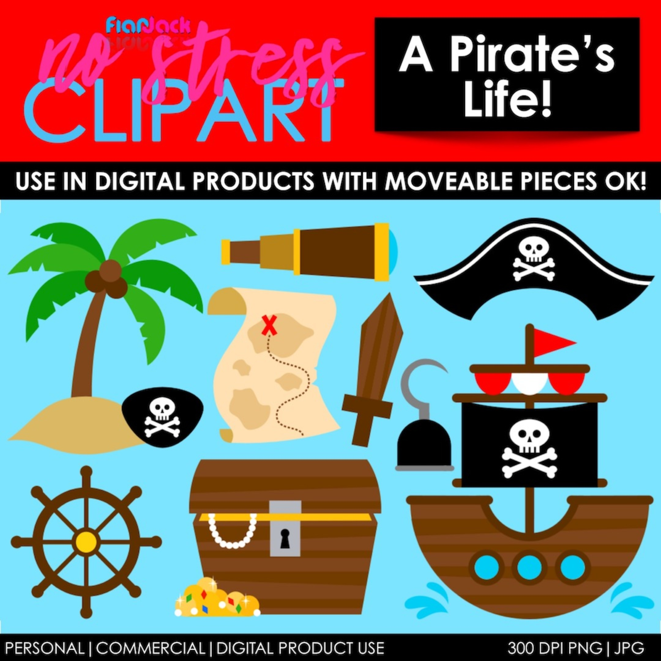 A Pirate's Life!