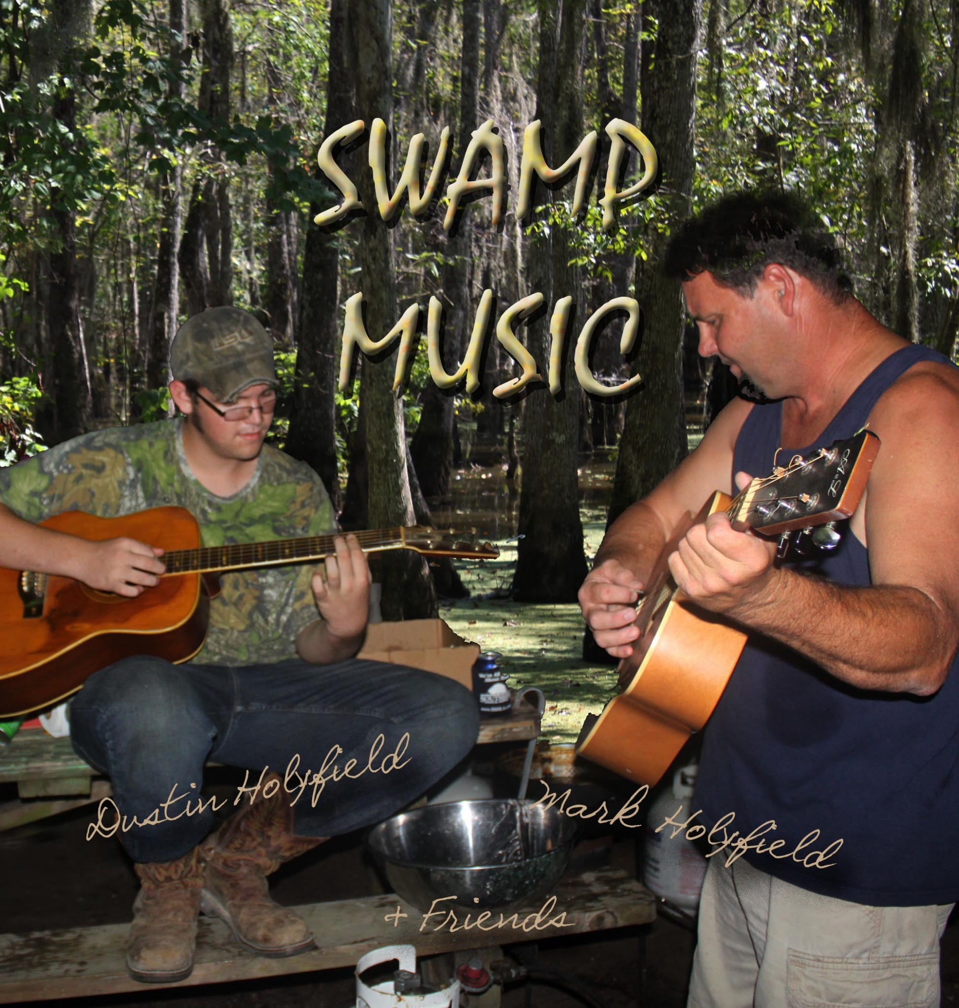 Swamp Music on the Pearl River