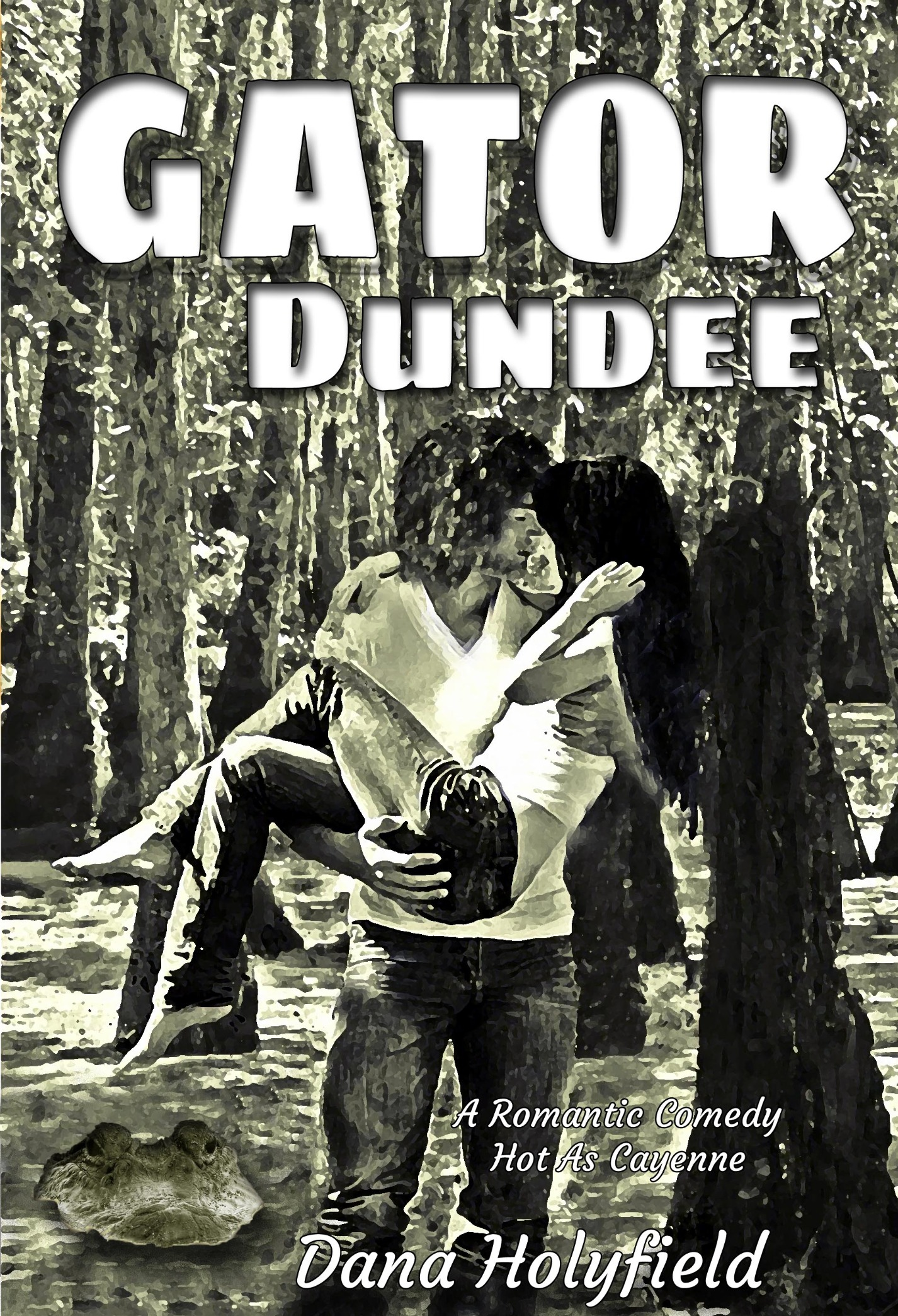 Gator Dundee Audio Book Read By Author, Dana Holyfield