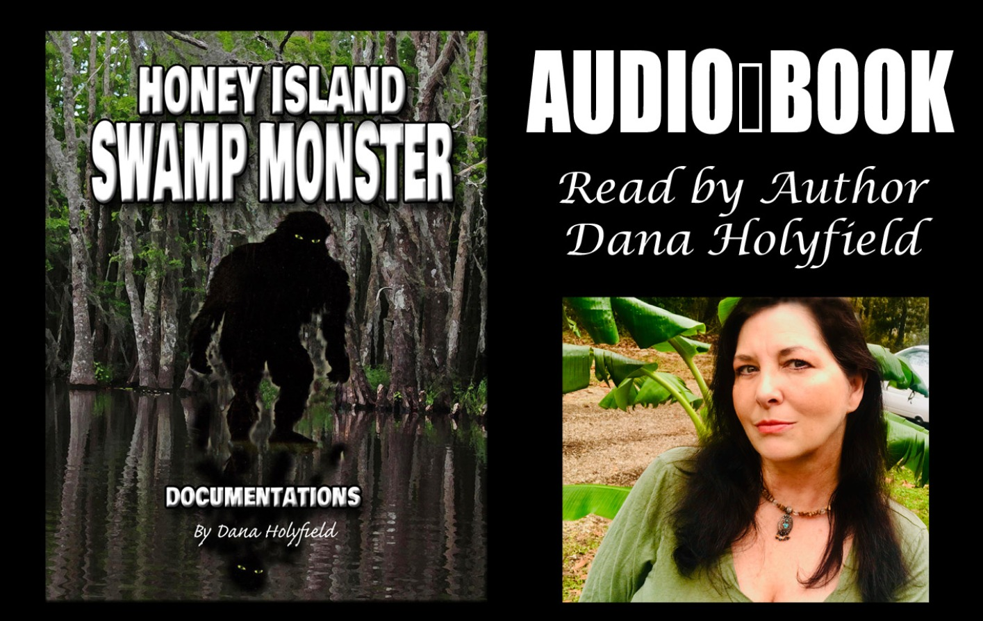 Audio Book Honey Island Swamp Monster Documentations