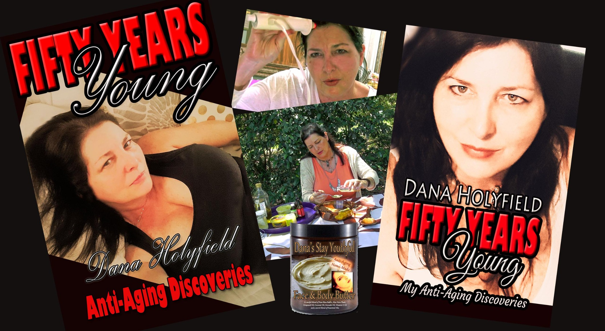 Fifty Years Young - My Anti Aging Discoveries eBook