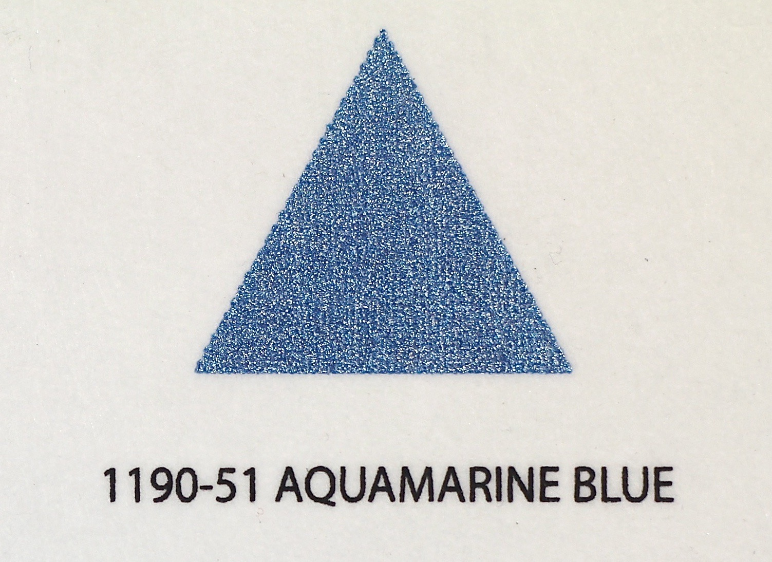 1190-51 Aquamarine Blue