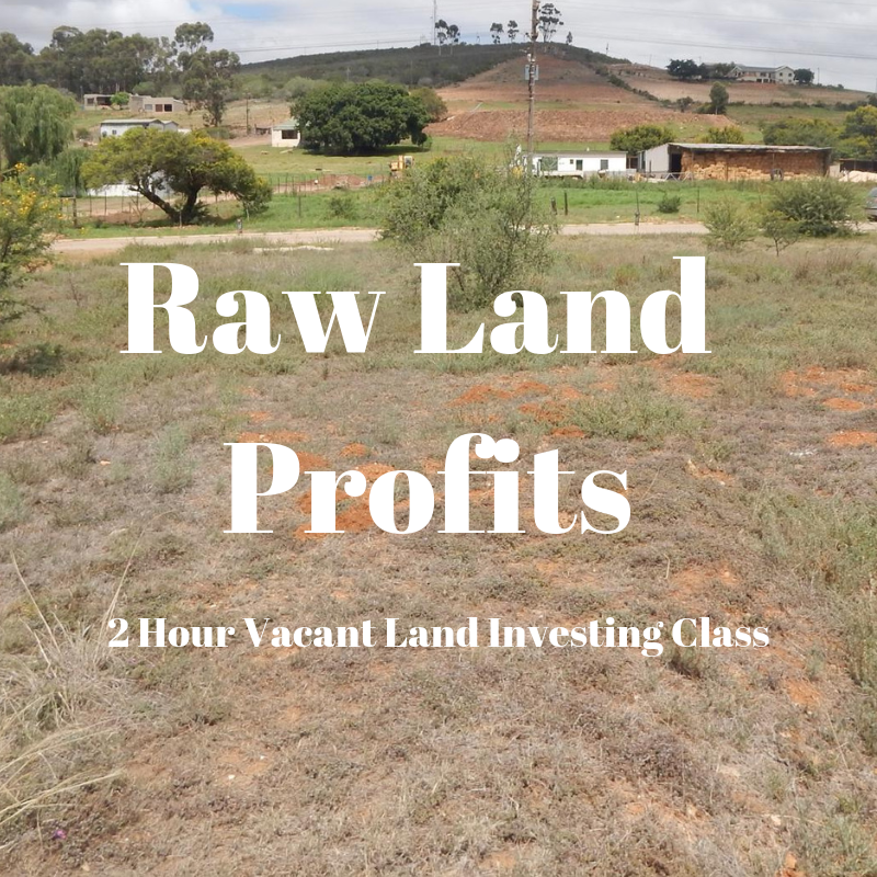 How to Profit from Vacant Land