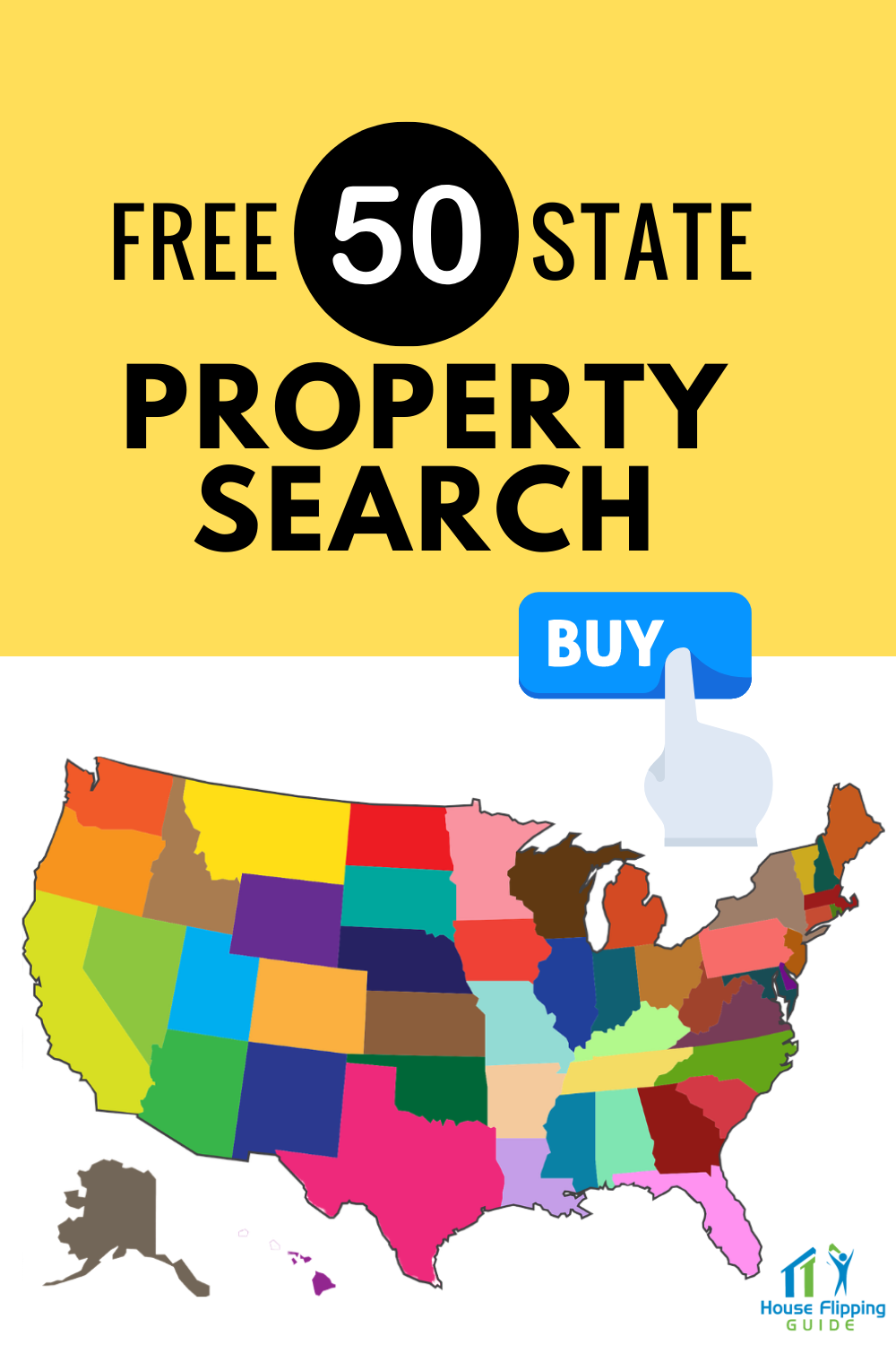 Free 50 State Property Search