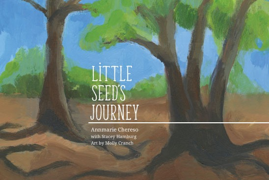 Autographed copy of Little Seeds Journey (FOR AUTHOR VISIT)