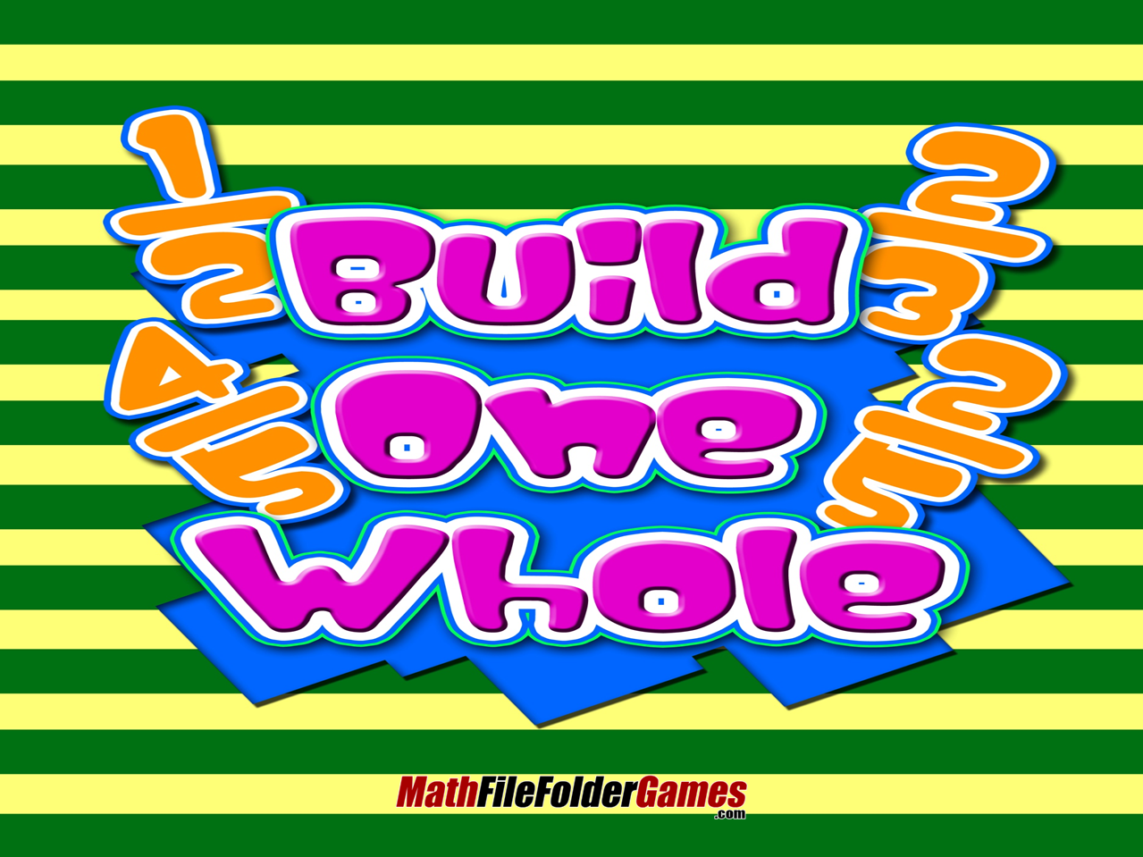 Build One Whole