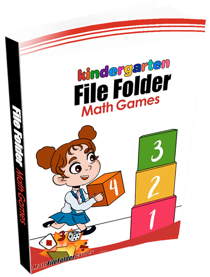 Kindergarten File Folder Math Games