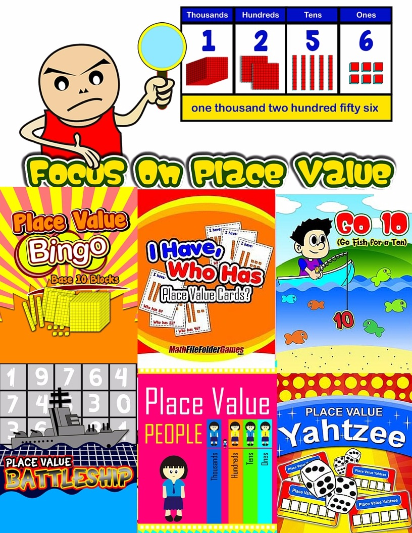 ULTIMATE Place Value Bundle