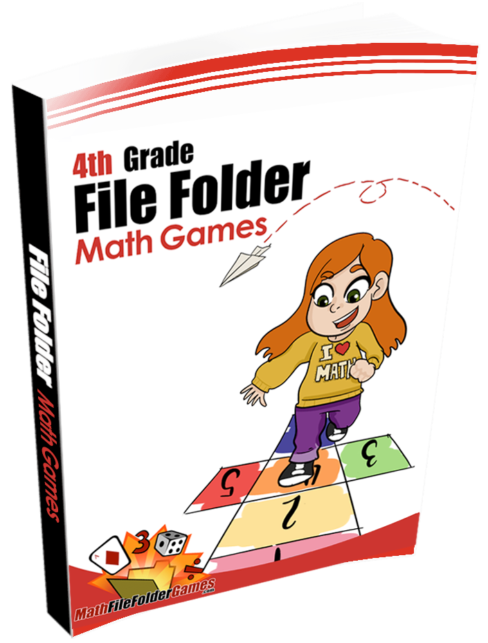 4th Grade File Folder Math Games