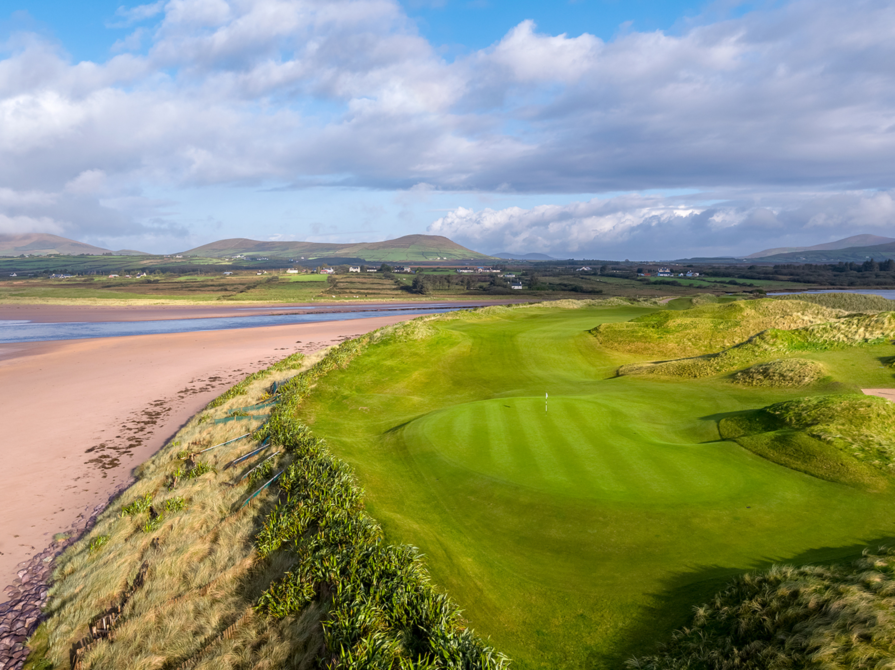 16th Hole, Waterville Golf Links
