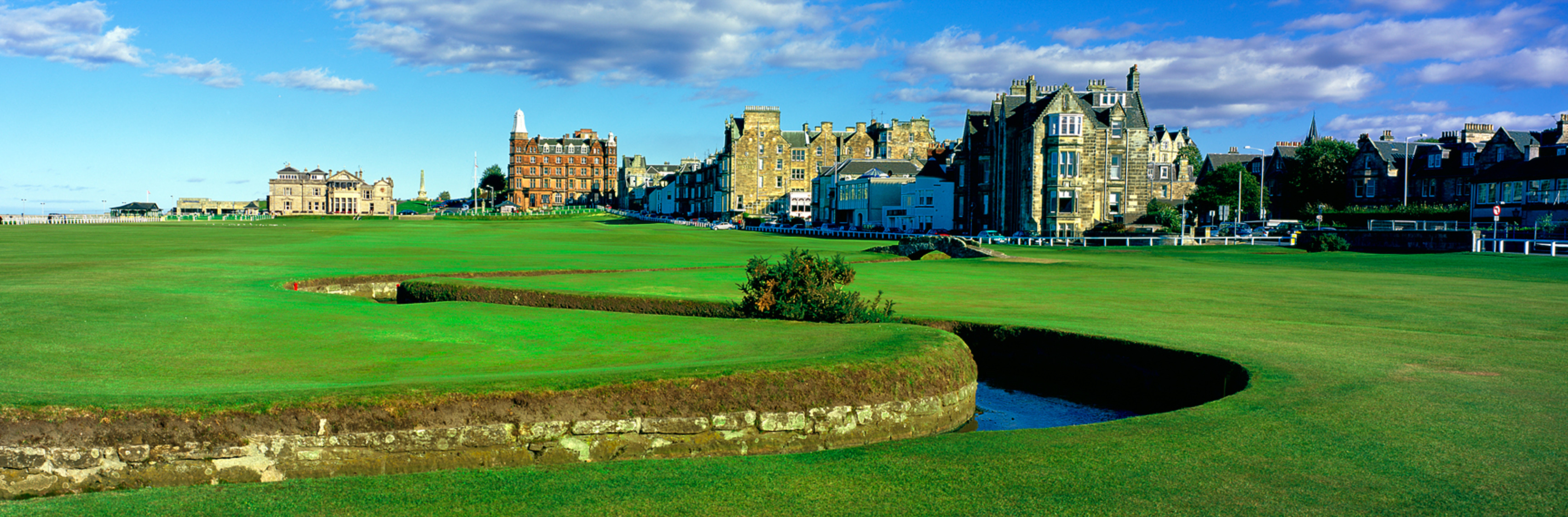 18th Hole, The Old Course at St. Andrews