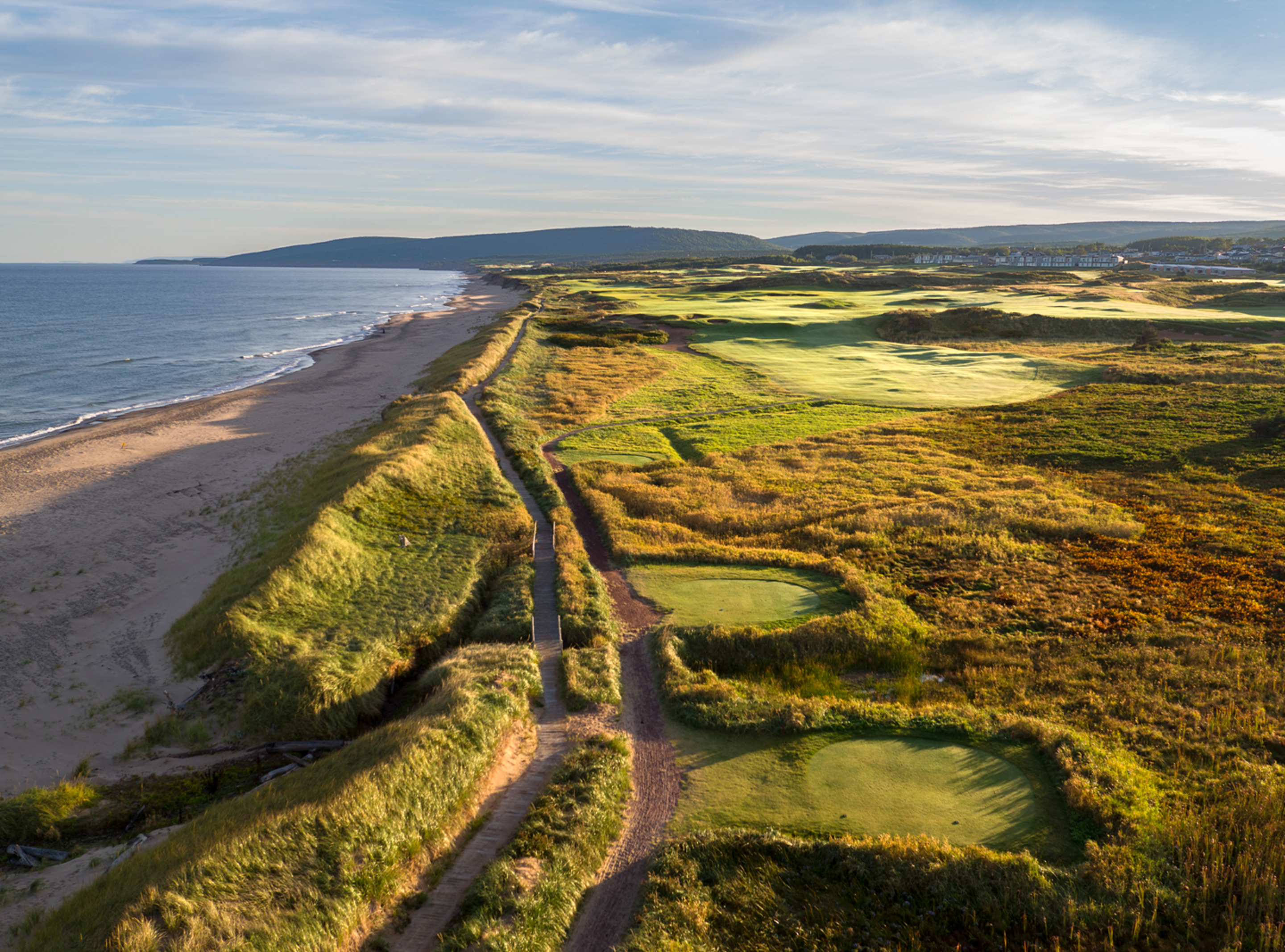 8th Hole, Cabot Links