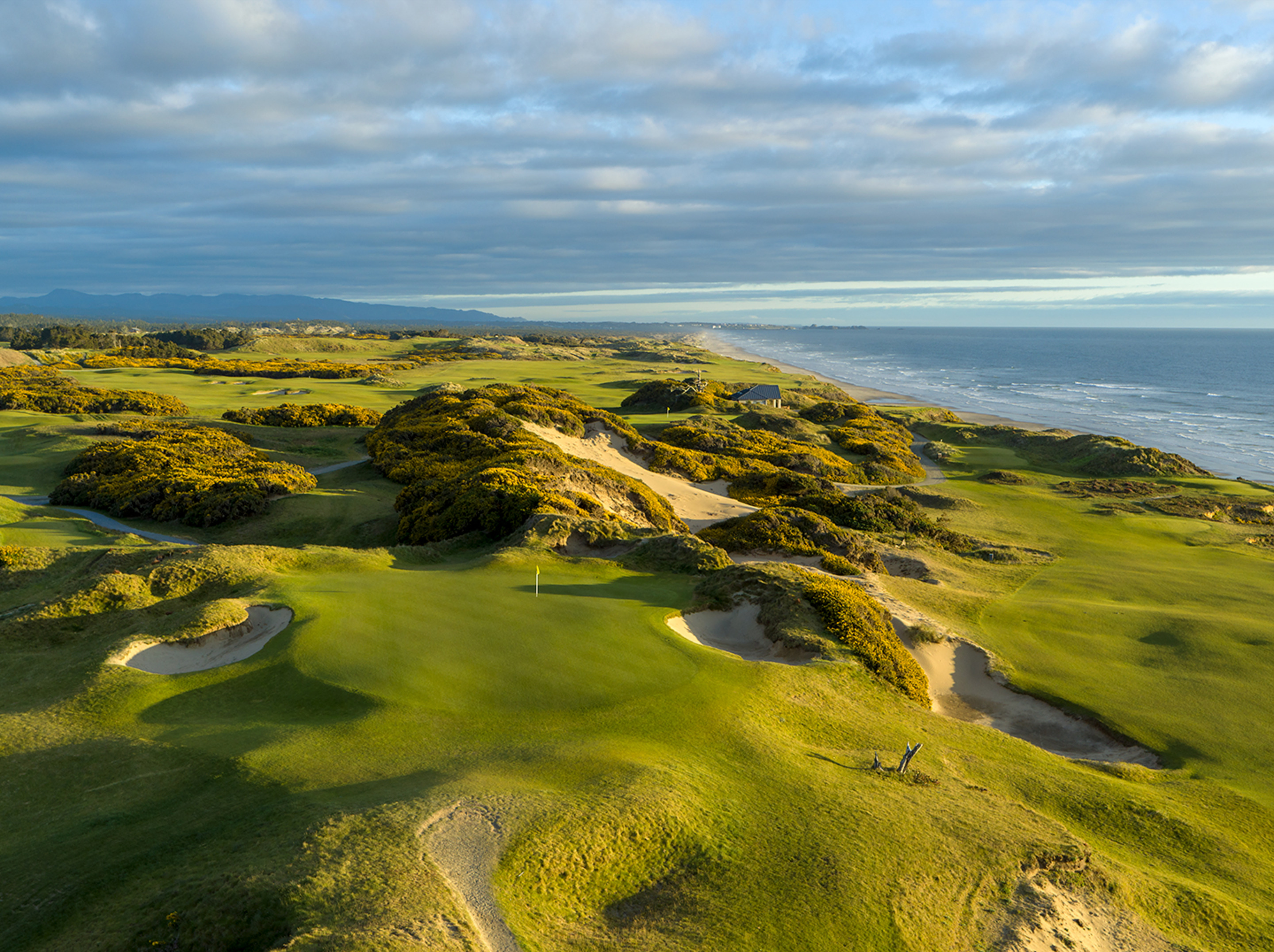 14th Hole, Pacific Dunes