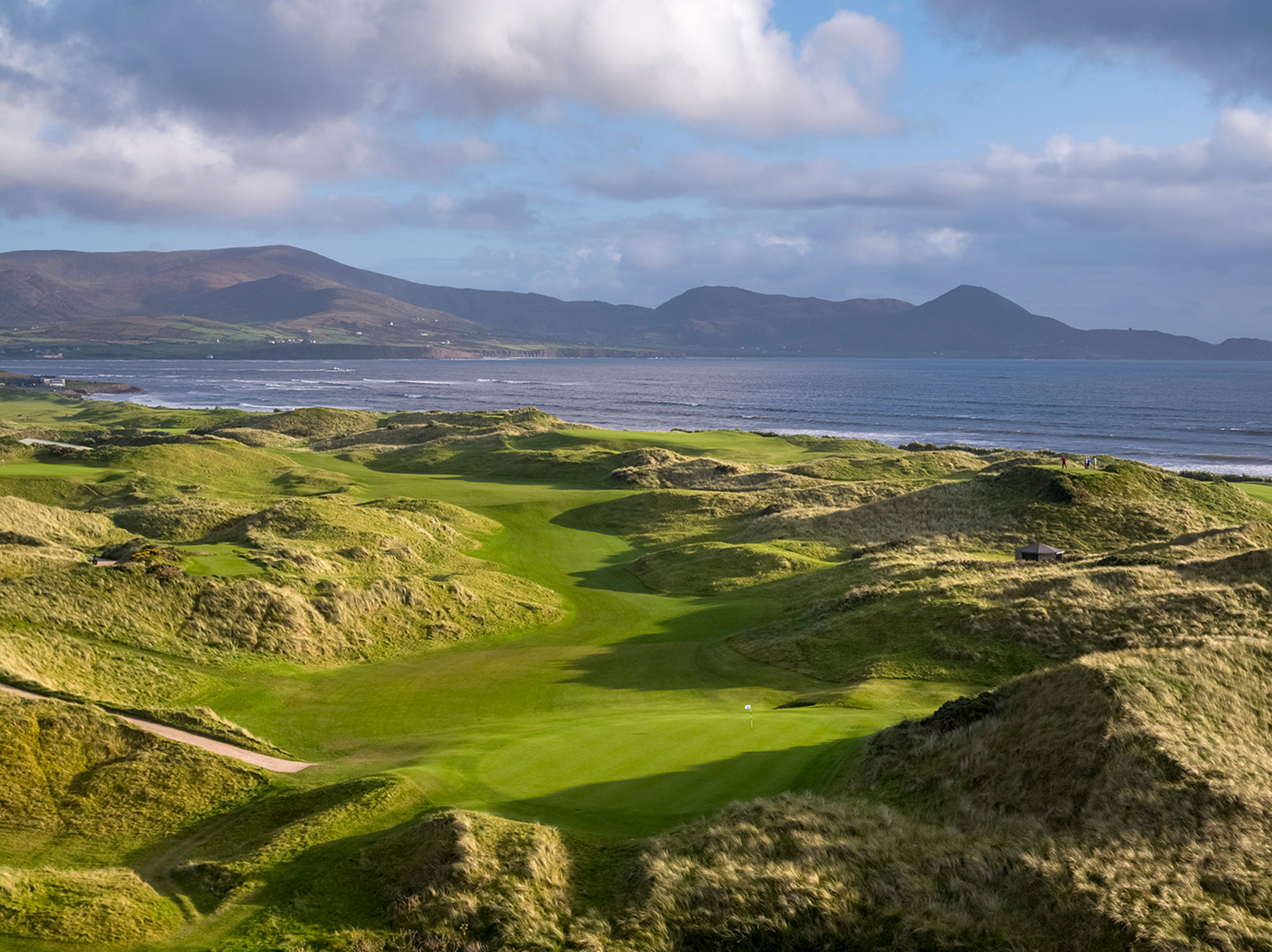 11th Hole, Waterville Golf Links