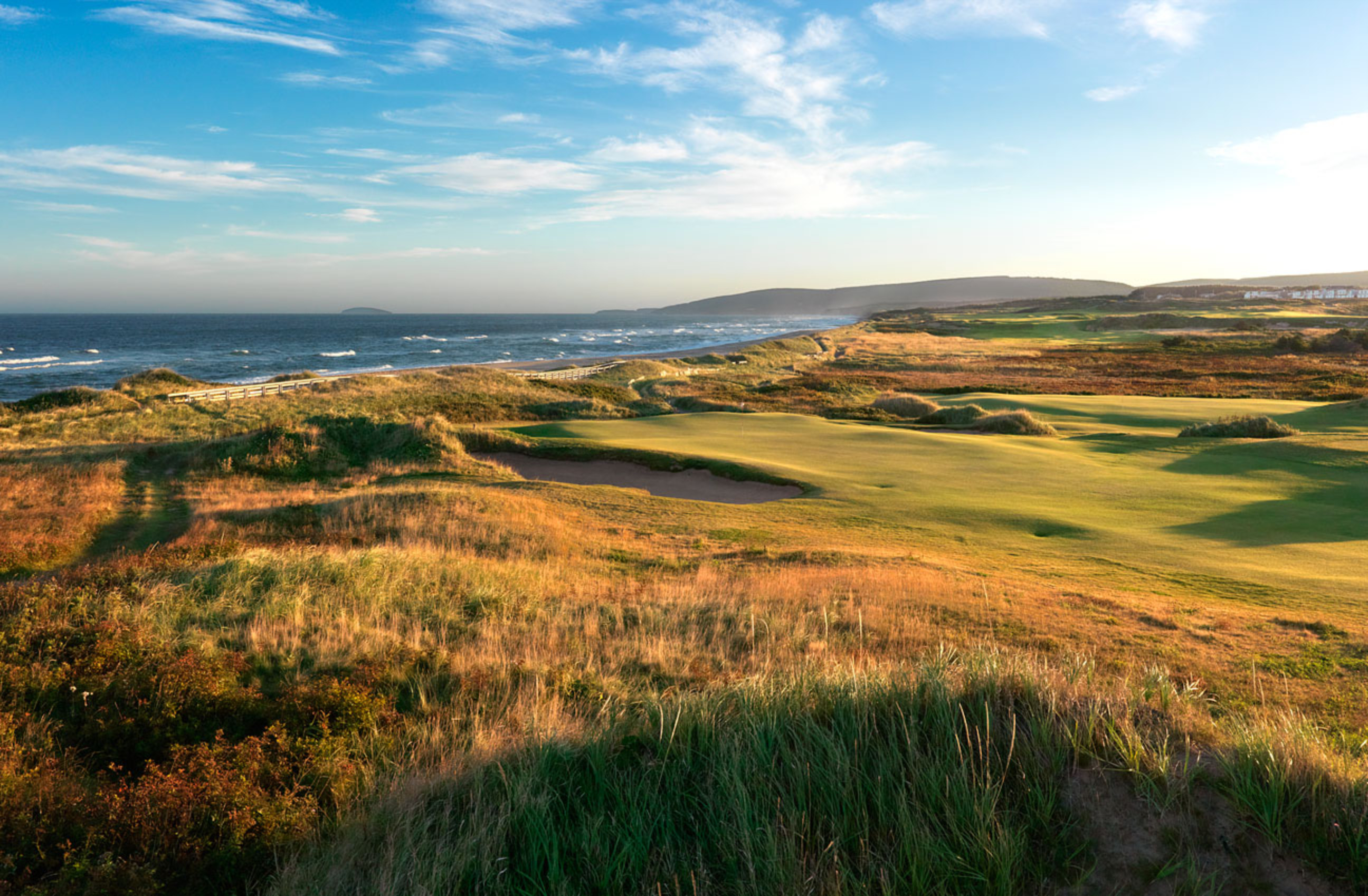7th Hole, Cabot Links
