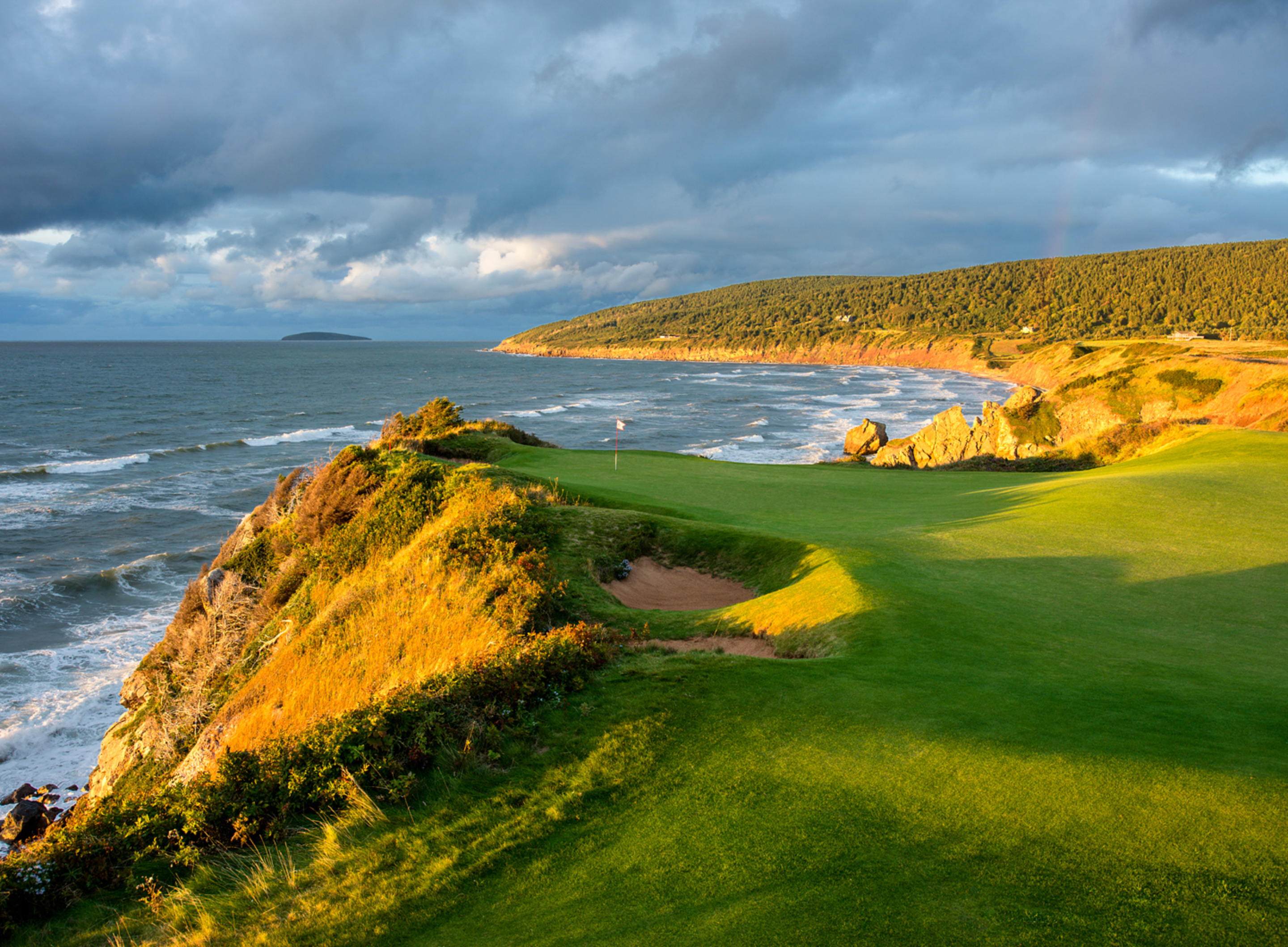 16th Hole, Cabot Cliffs