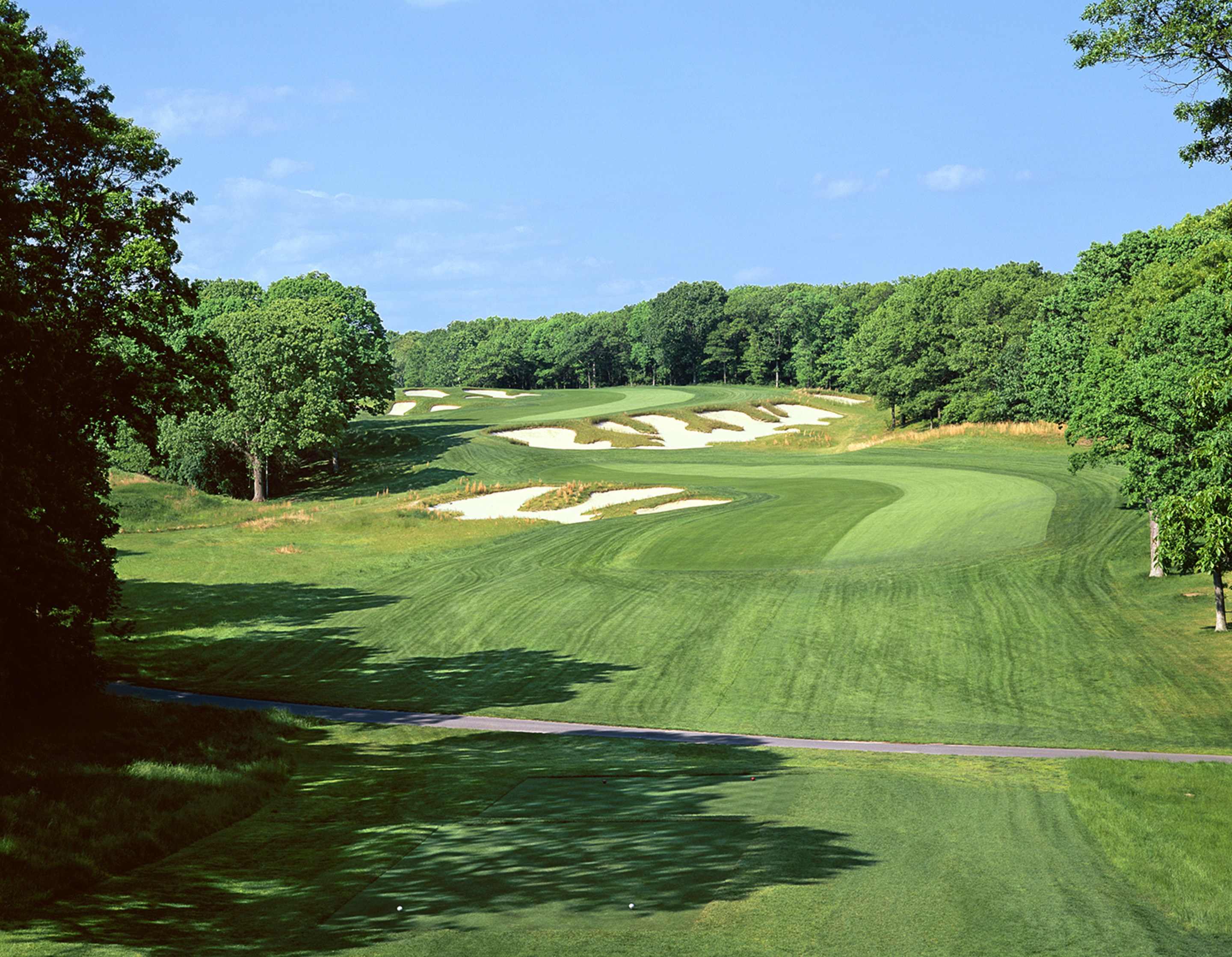 4th Hole, Black Course at Bethpage