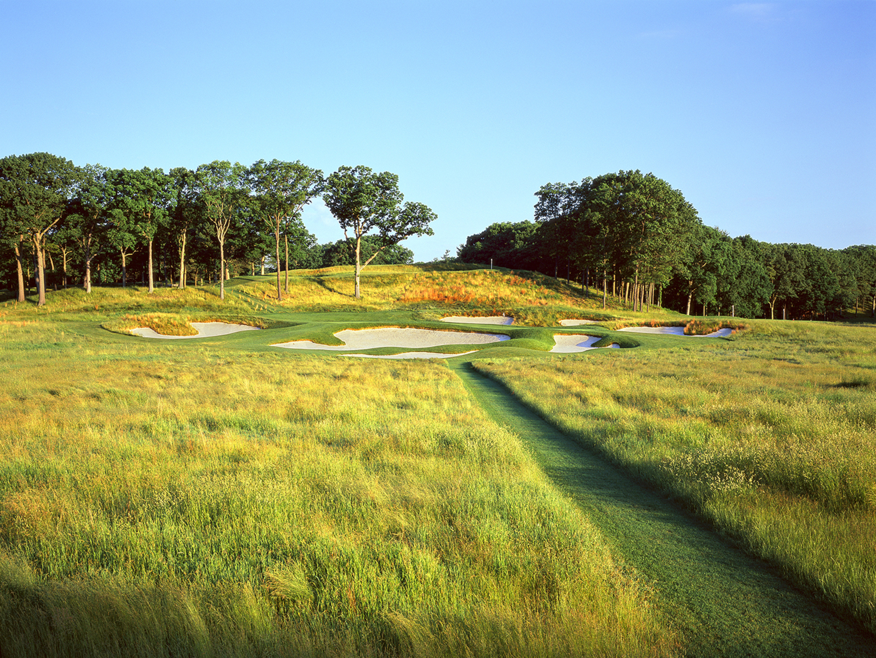 17th Hole, Black Course at Bethpage