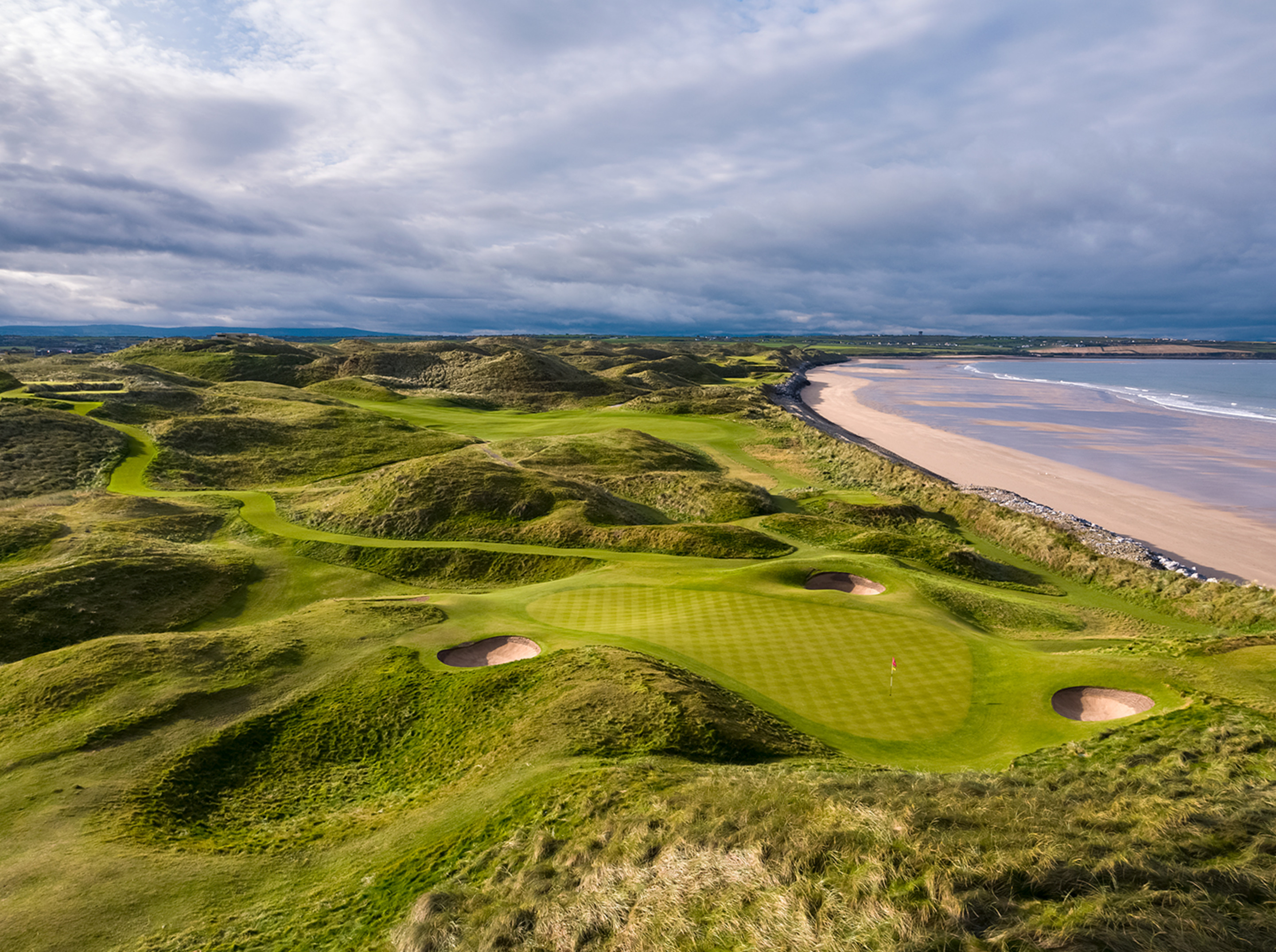 15th Hole, The Old Course at Ballybunion