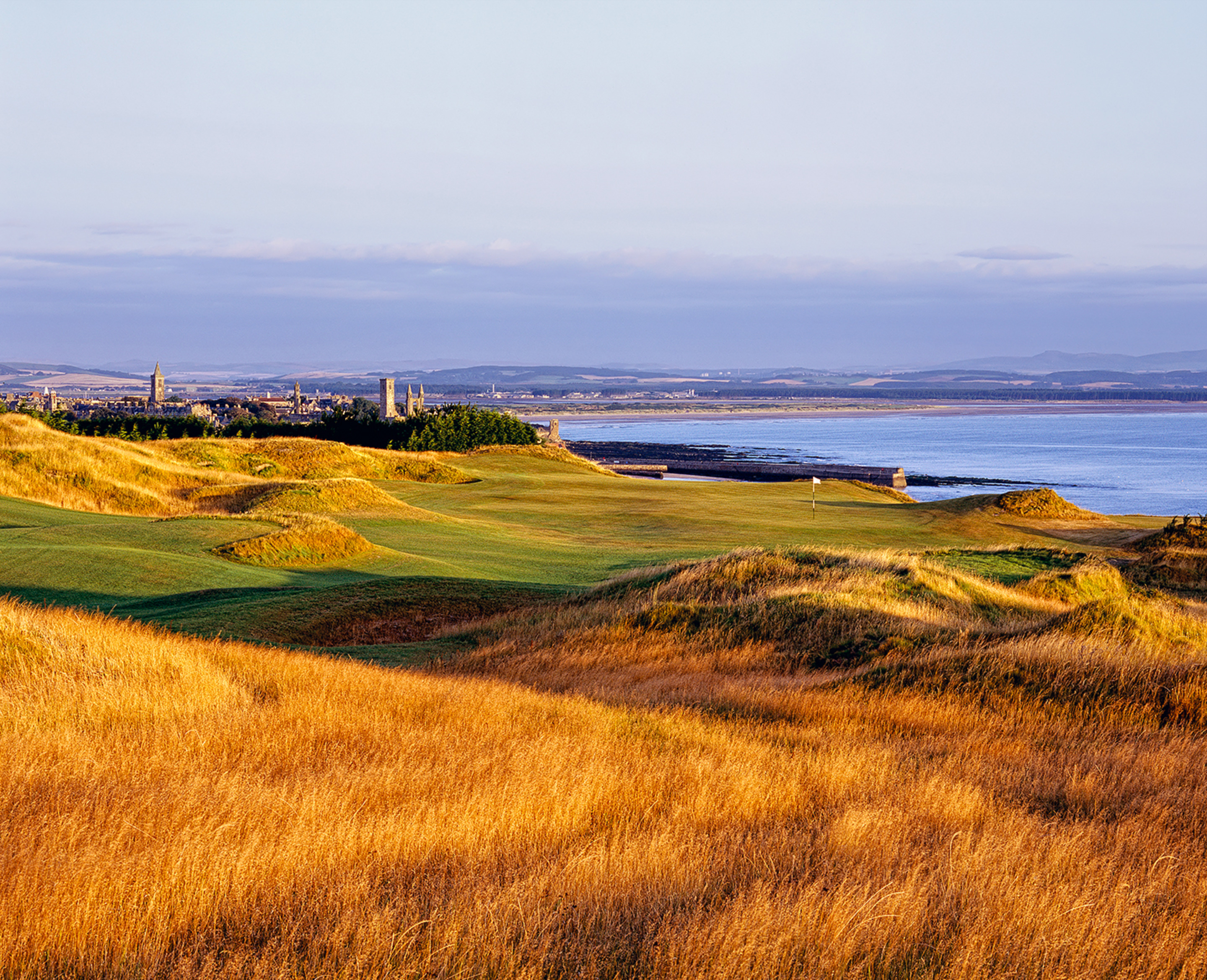6th Hole, The Castle Course at St. Andrews