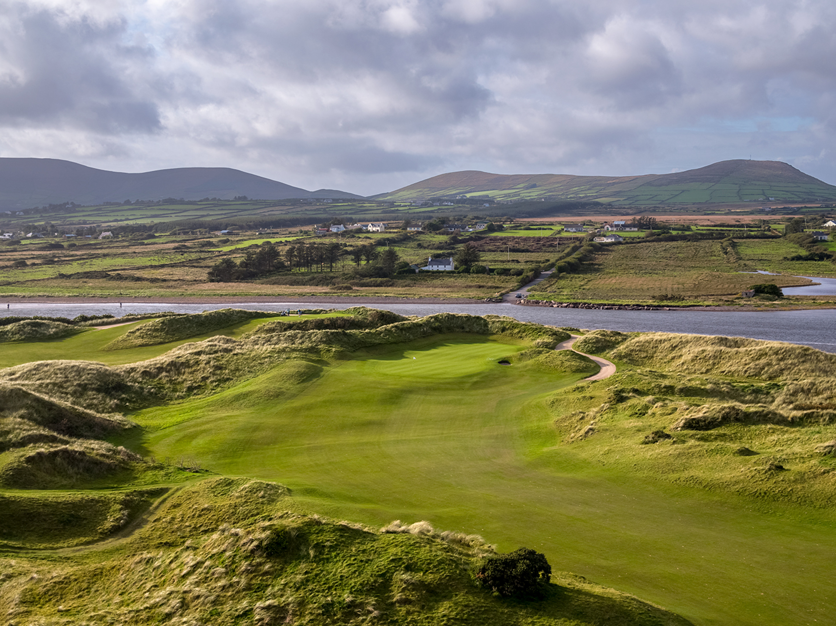 15th Hole, Waterville Golf Links