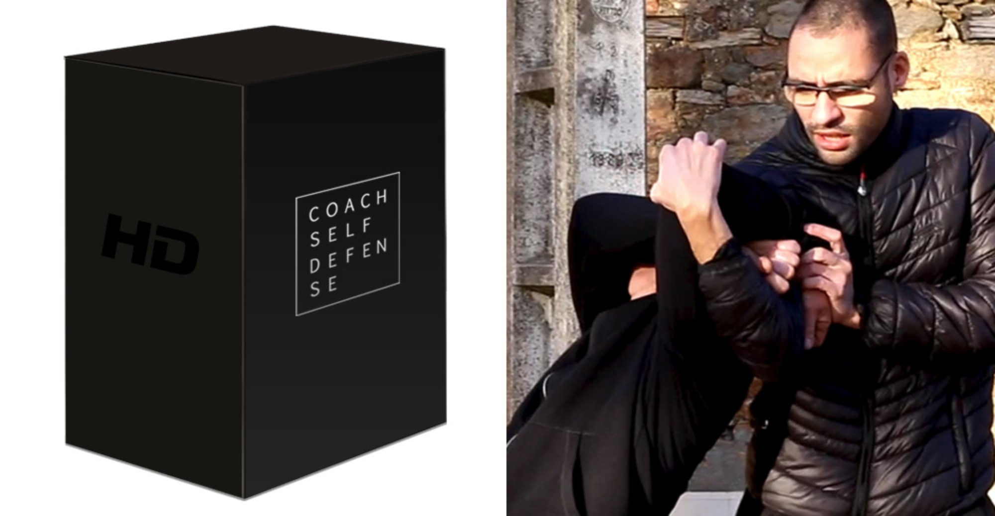 Kit de Survie Coach Self Defense
