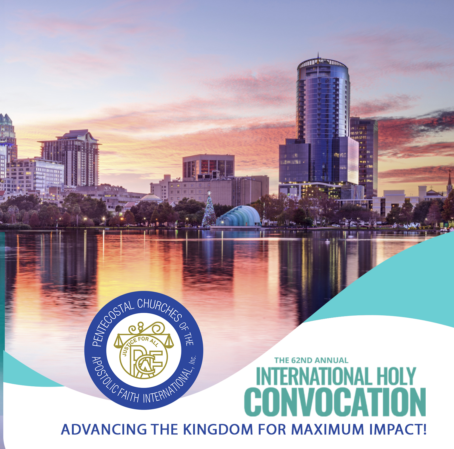 Audio Digital Download - Friday Morning Int'l Holy Convocation 2019 Grand Opening