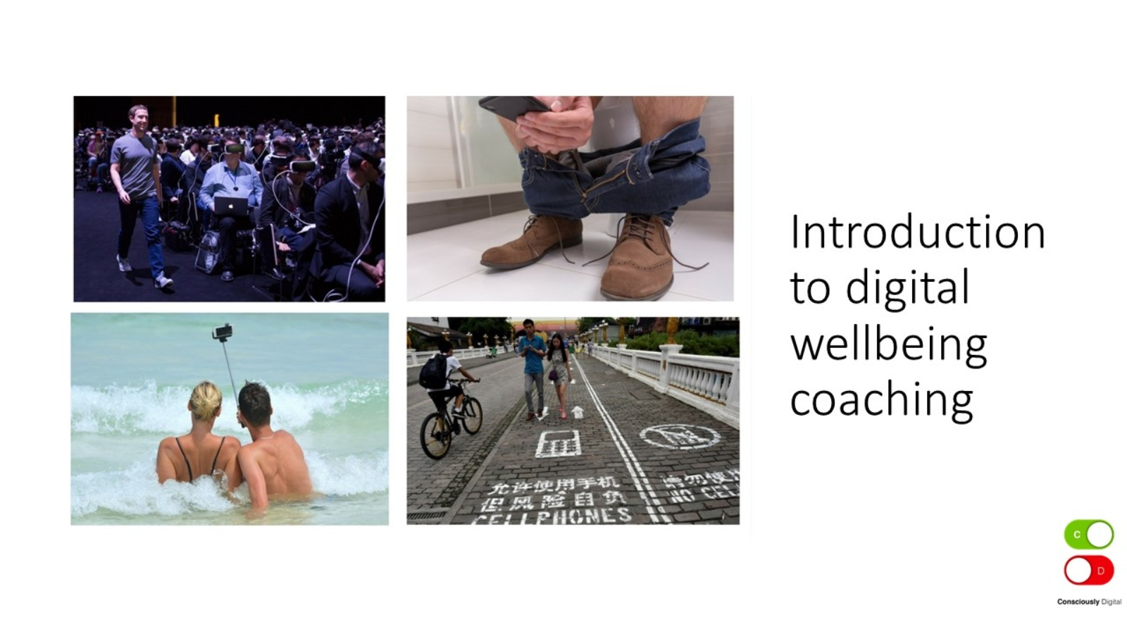 Introduction to digital wellbeing coaching kit