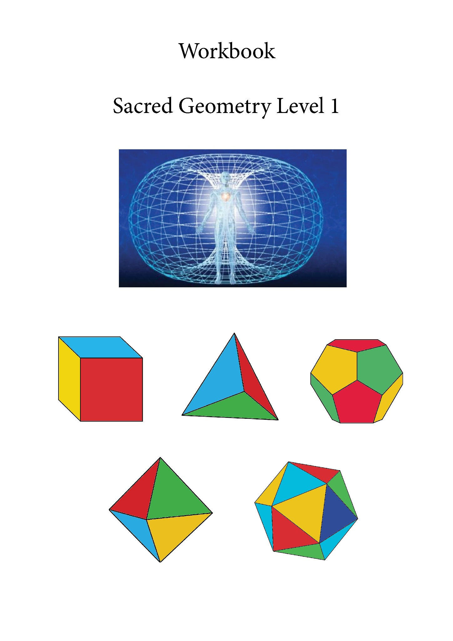 Class 1 : An application to the natural Healing Frequencies, Fibonacci Spiral and Platonic Solids.