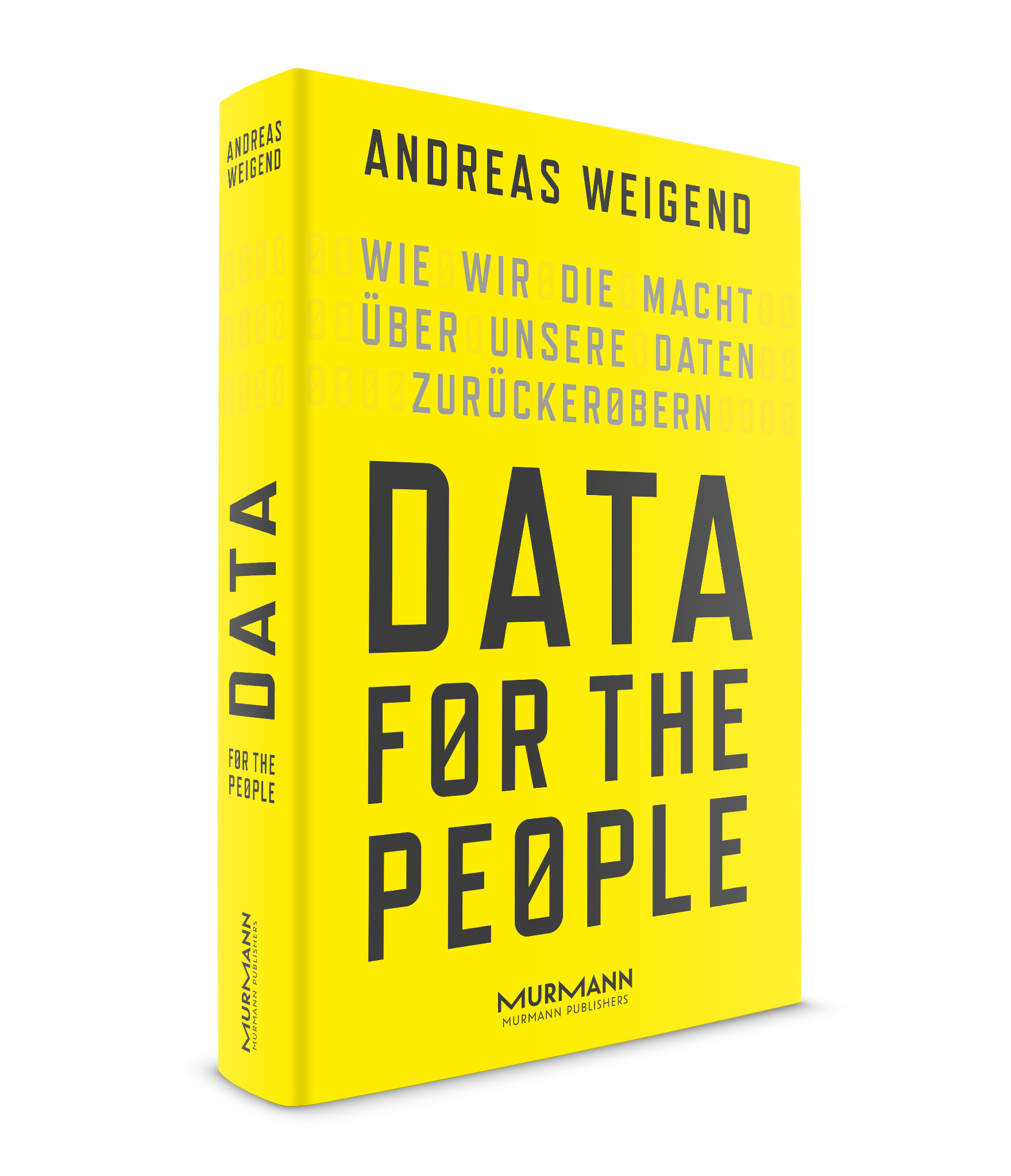 Data for the People / Andreas Weigend