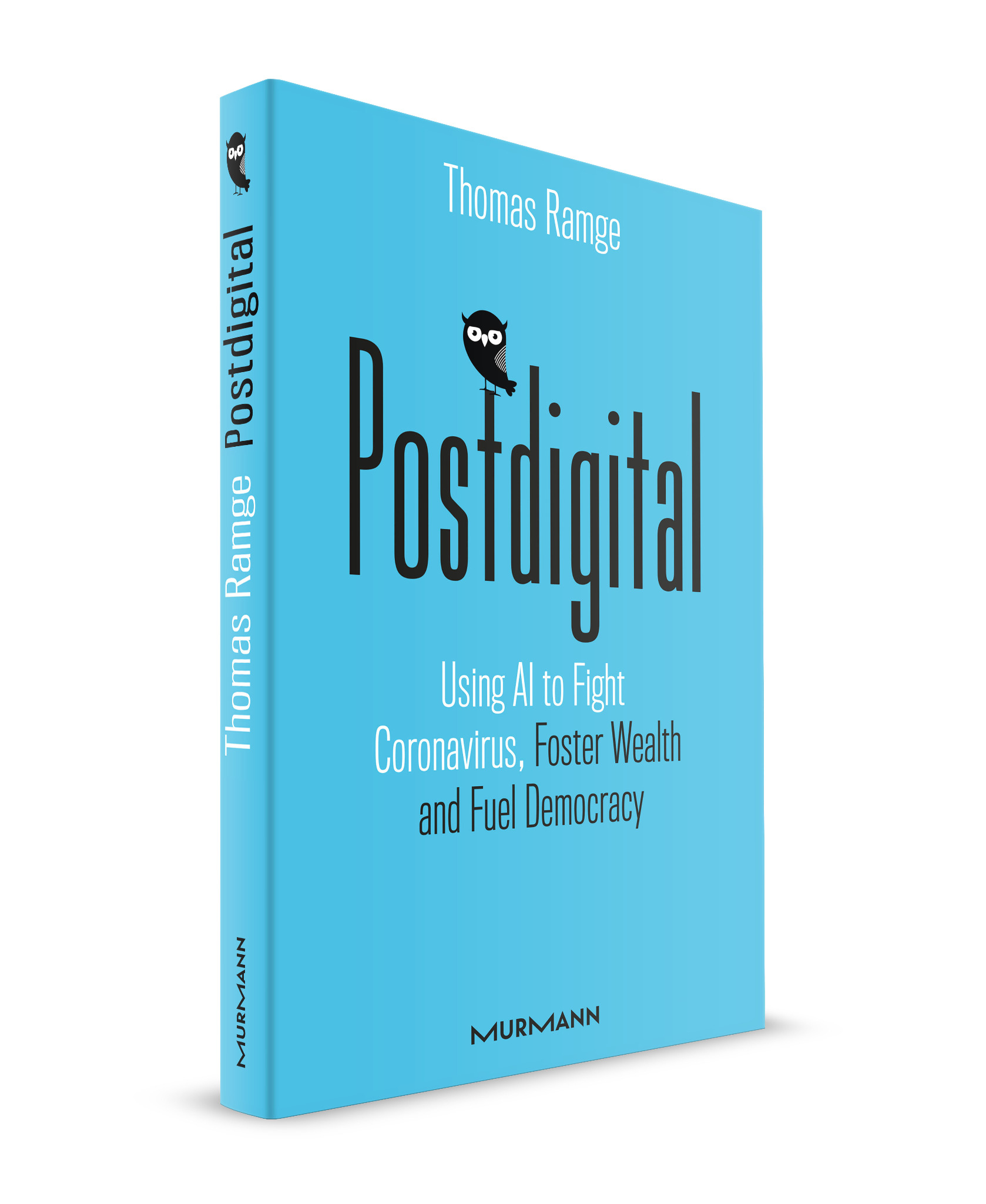 Postdigital (engl. version) / Thomas Ramge (E-Book)