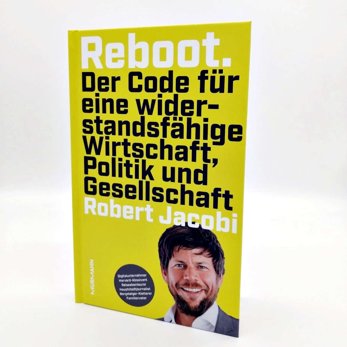 *Reboot / Robert Jacobi