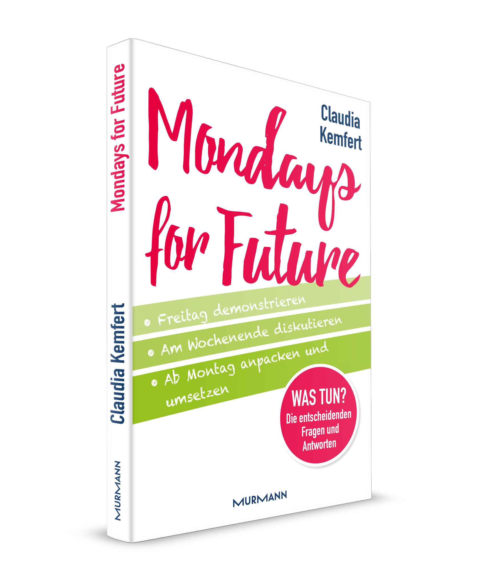 *Mondays for Future / Claudia Kemfert (E-Book)