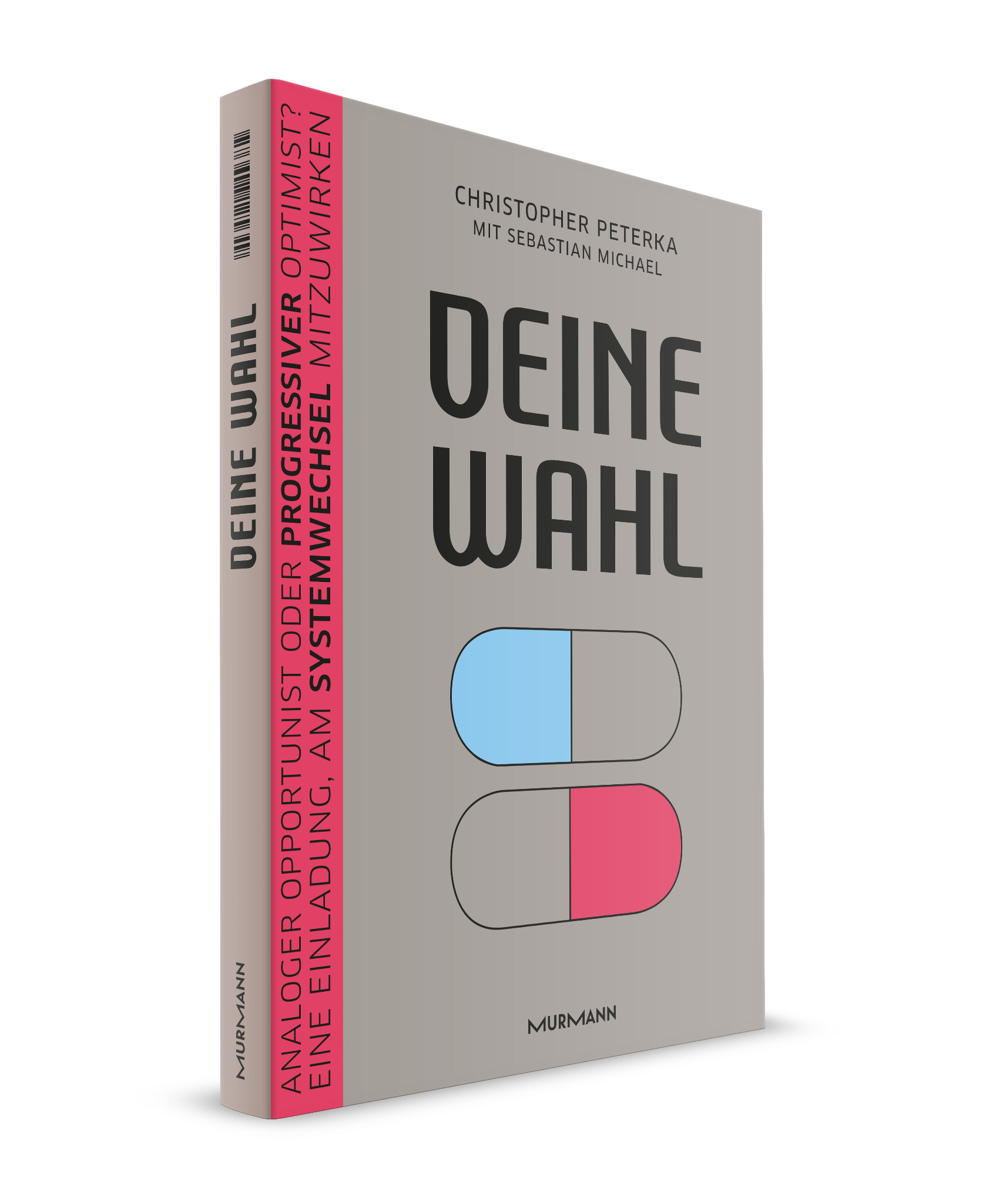 Deine Wahl / Christopher Peterka (E-Book Deutsch)