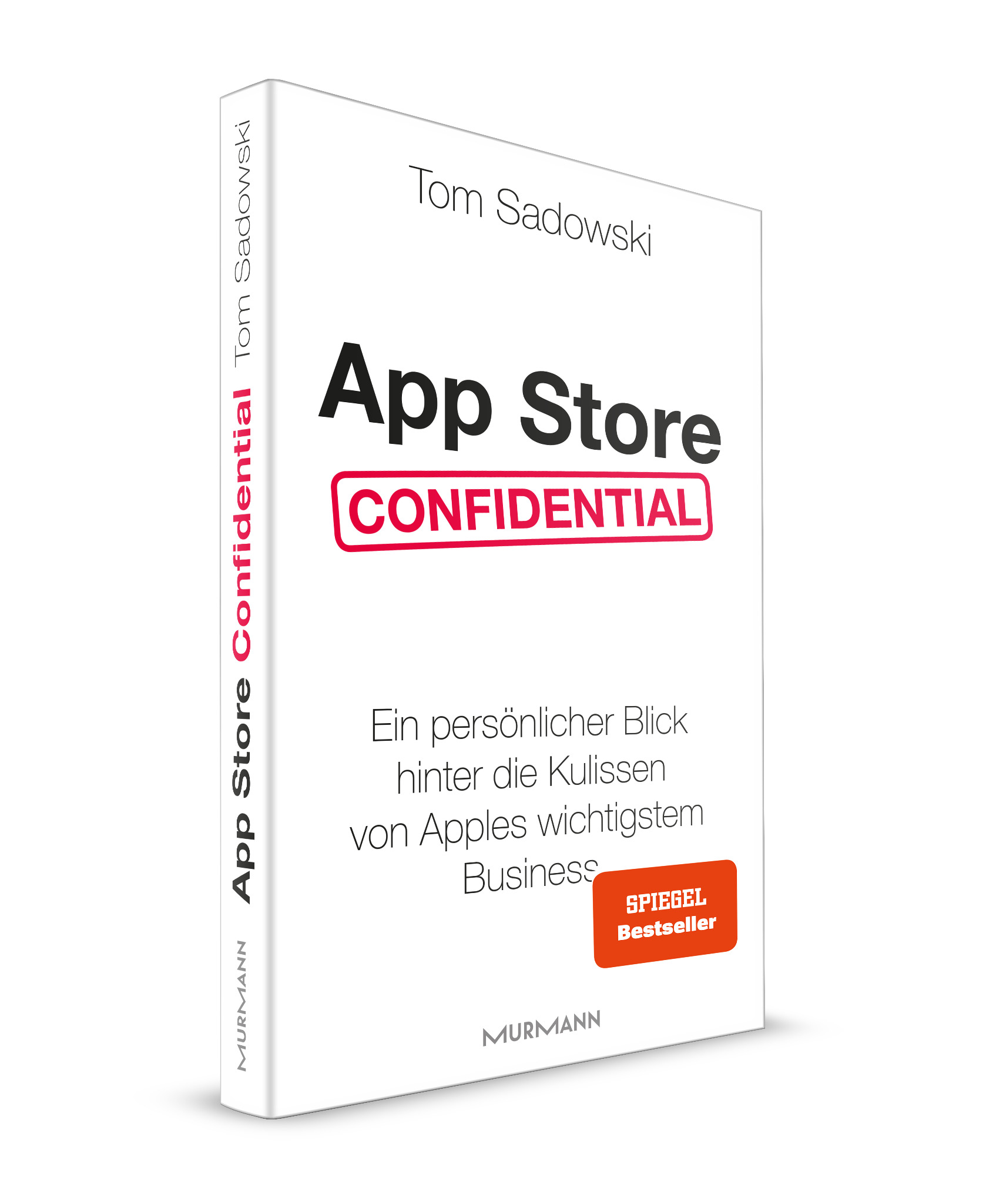 App Store Confidential / Tom Sadowski (E-Book)