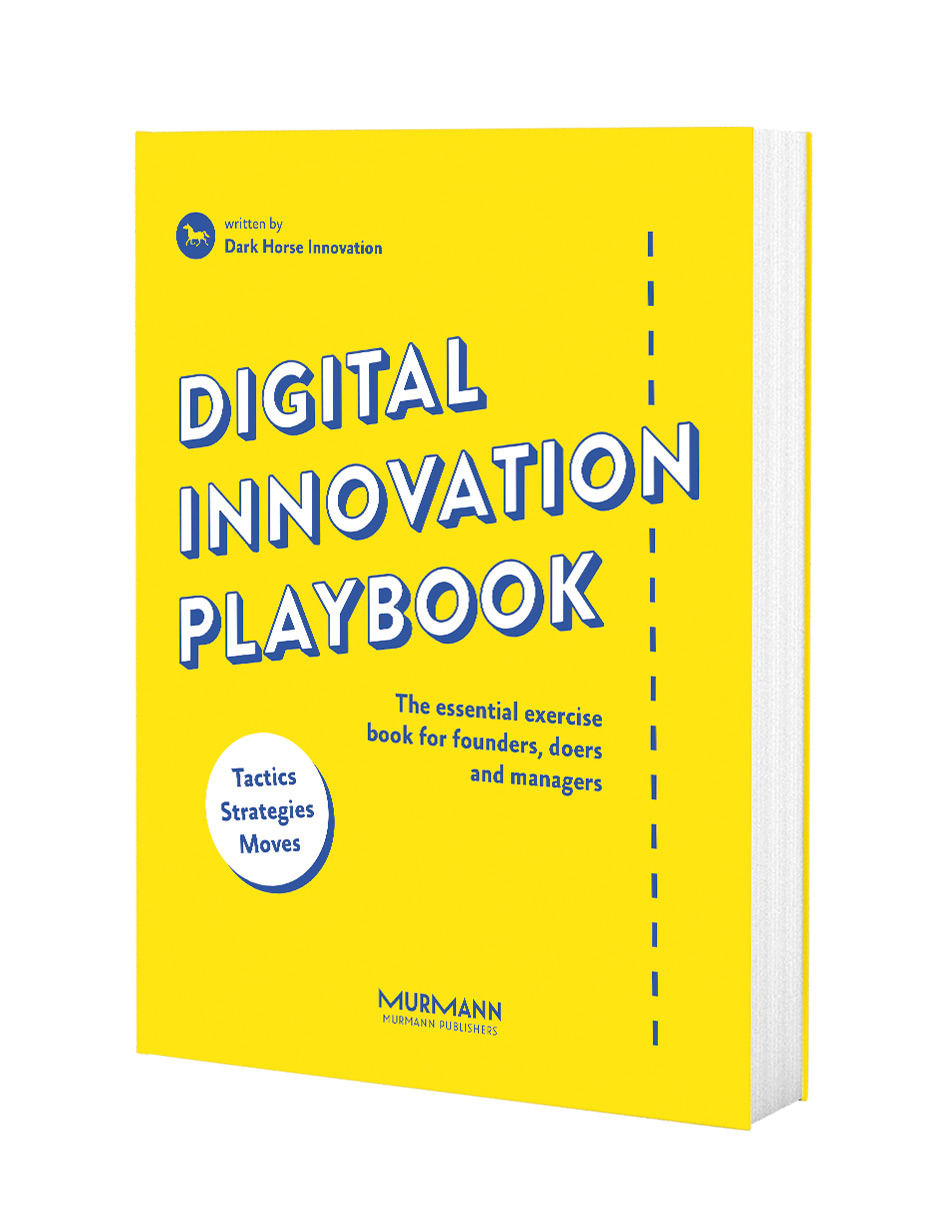 Digital Innovation Playbook (engl. Version) / Dark Horse Innovation