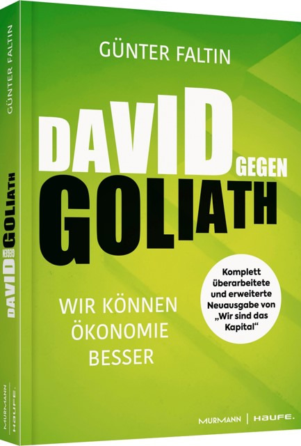 David gegen Goliath / Günter Faltin