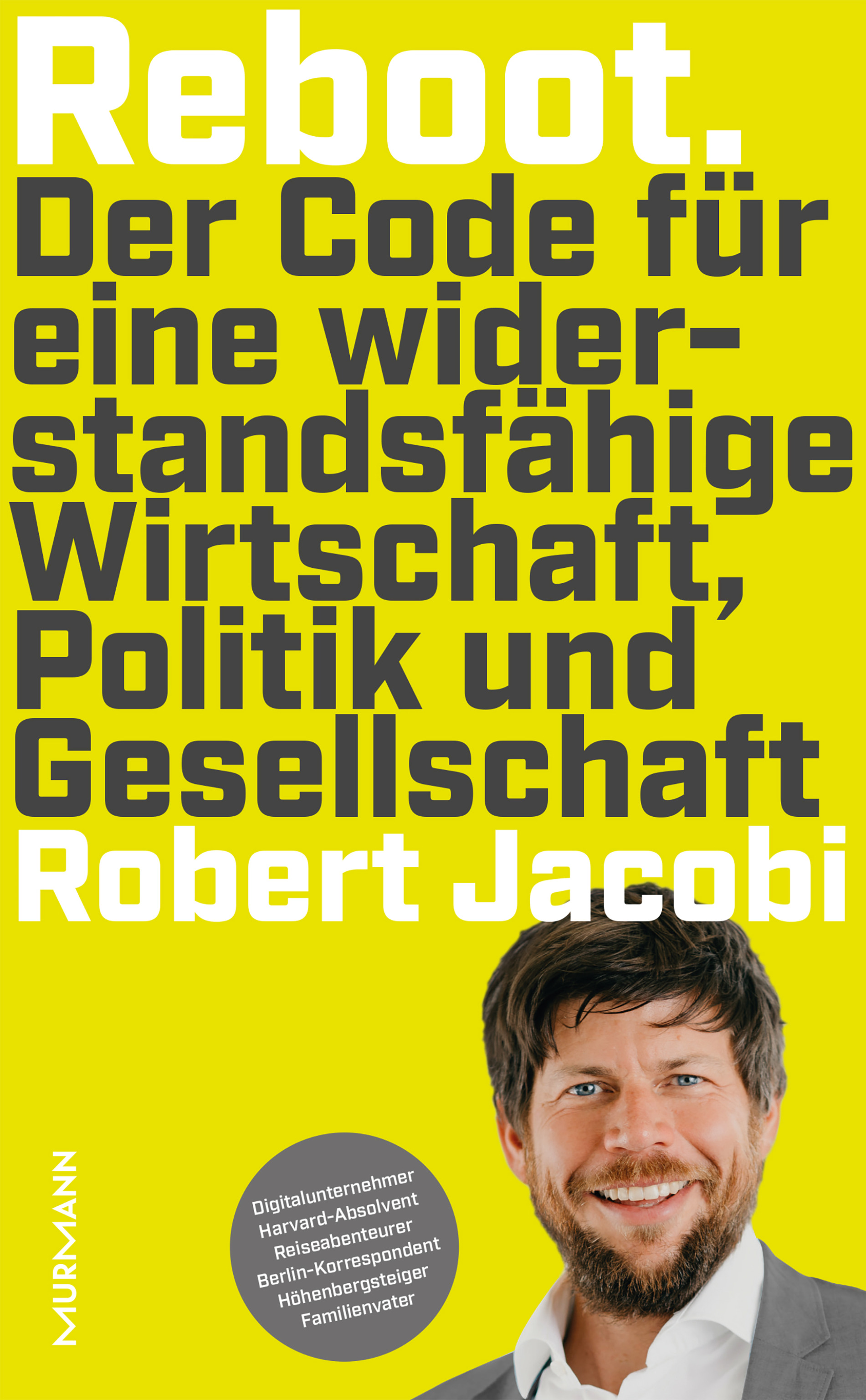 *Reboot / Robert Jacobi (E-Book)