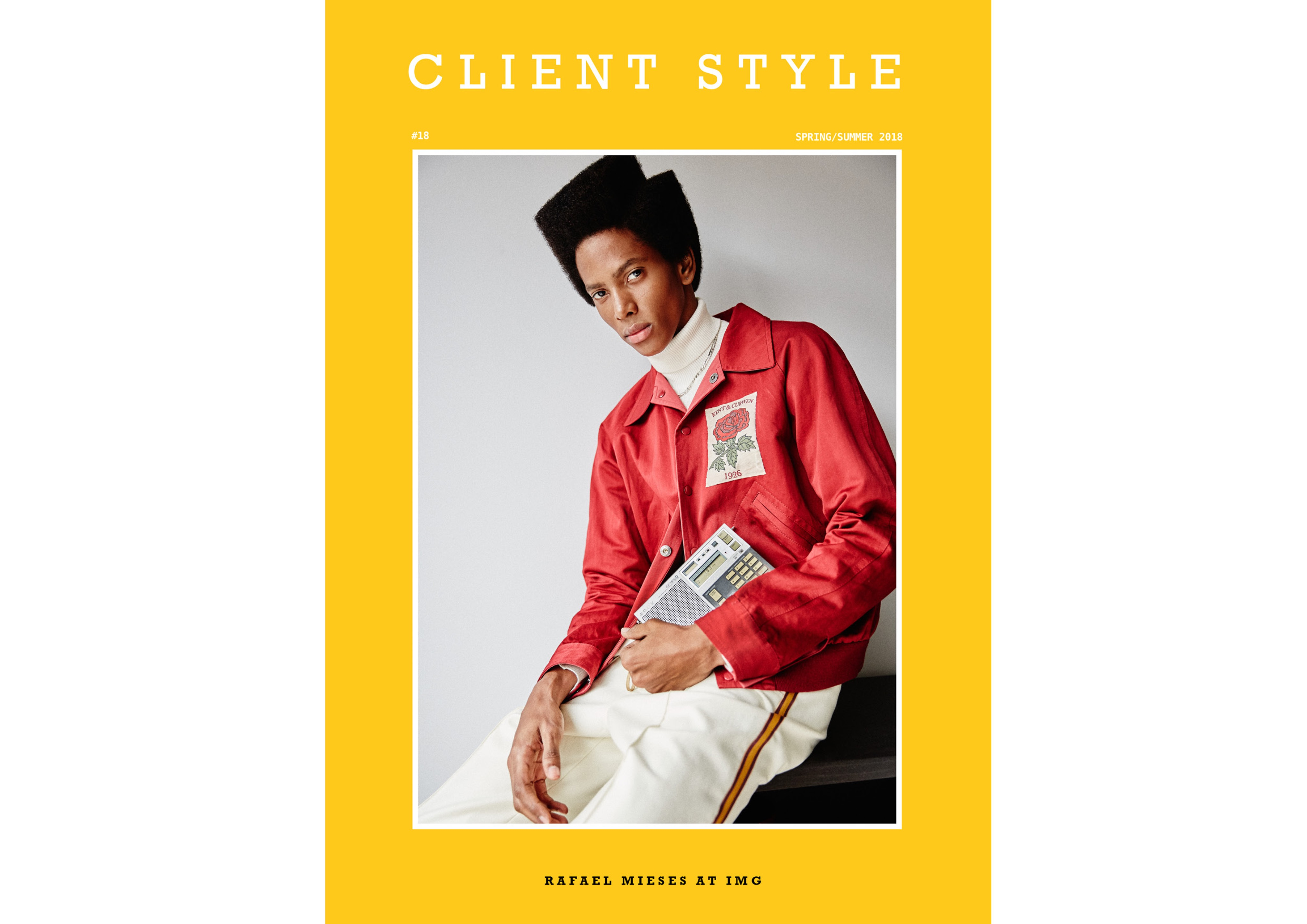 Client Style #18 (Digital Edition)
