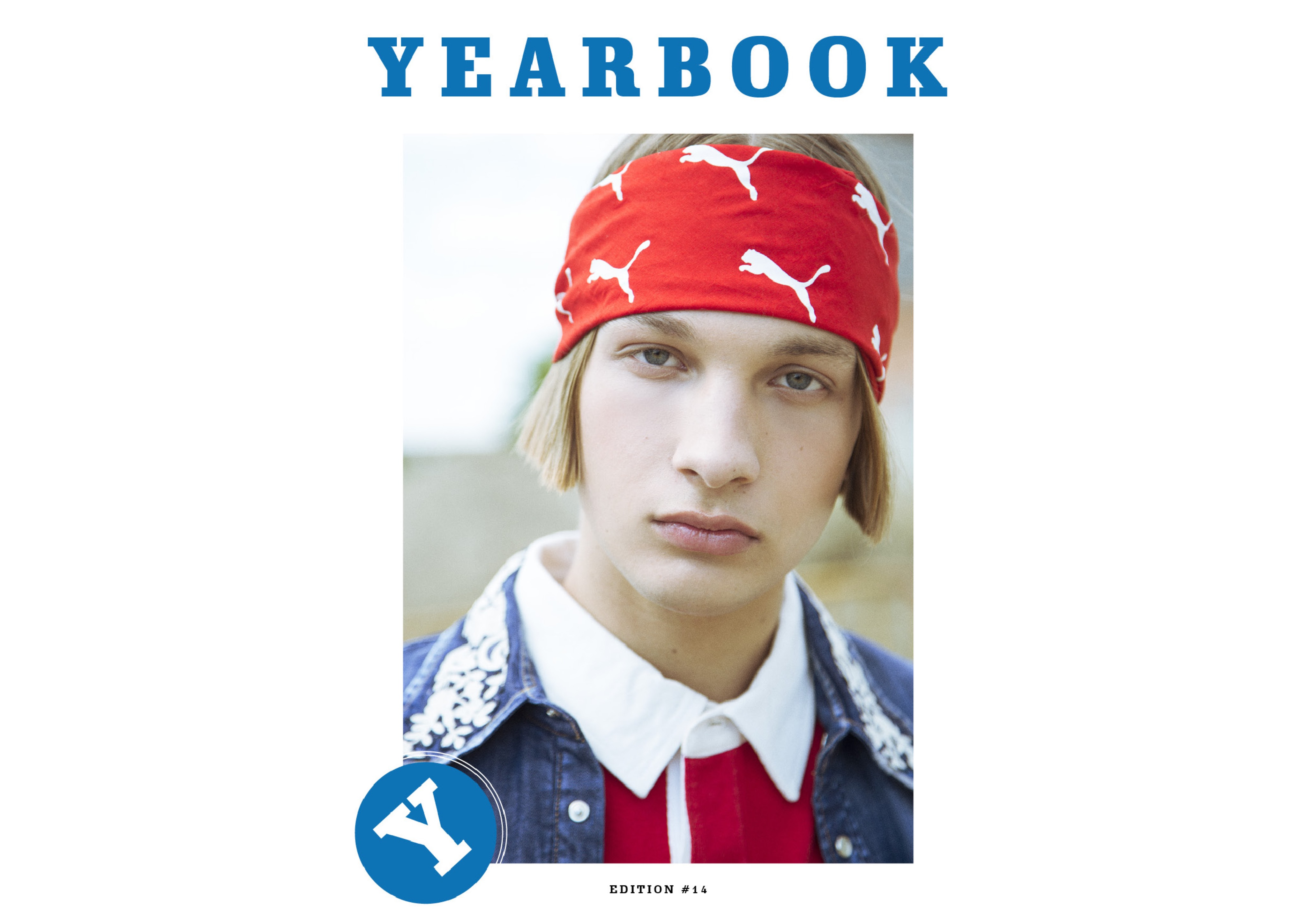 Yearbook Fanzine #14 (Hardback Print Edition)