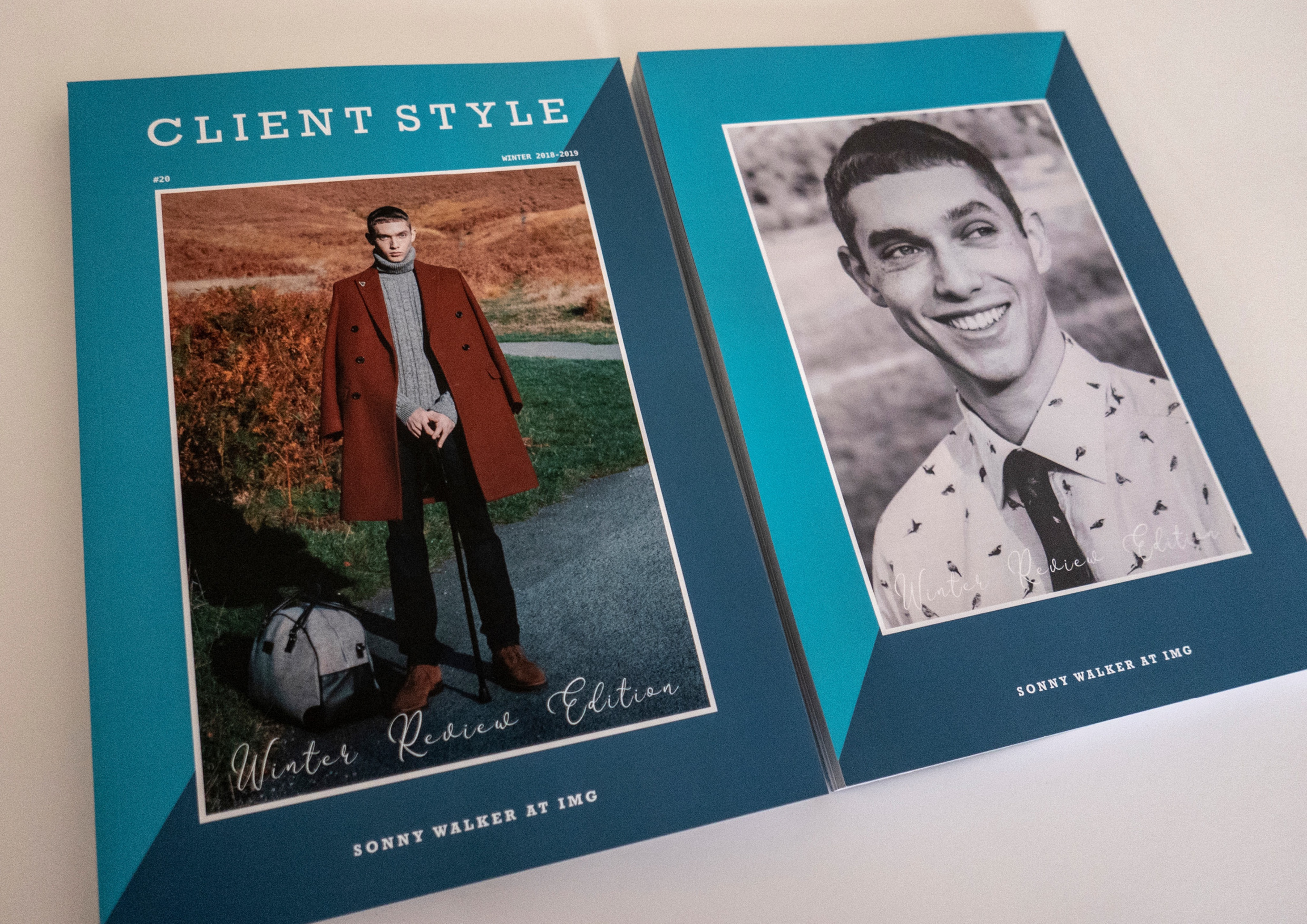 Client Style UK #20 (Print Edition)