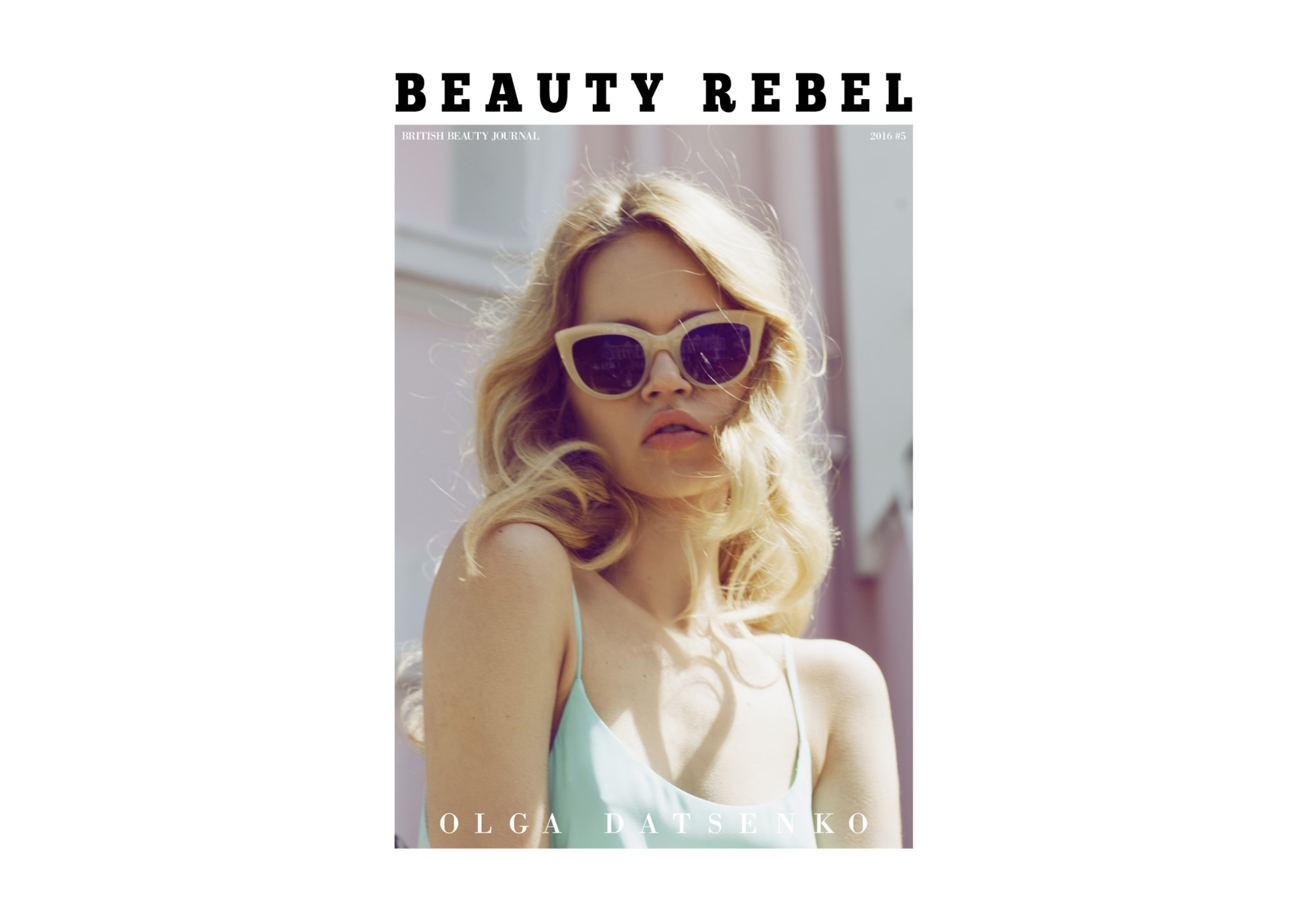 Beauty Rebel #5 (Print Version)