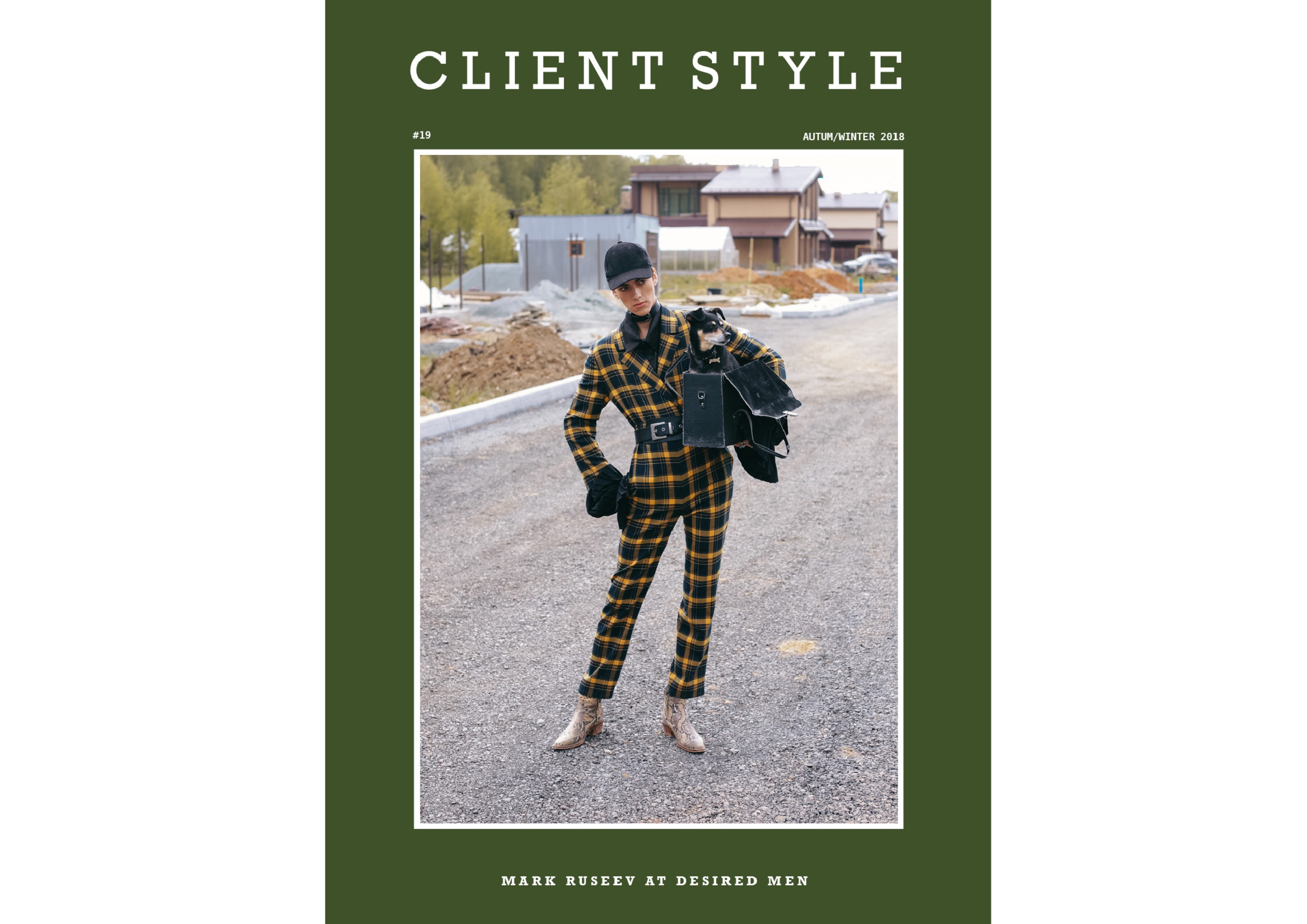Client Style UK #19 (Print Edition)