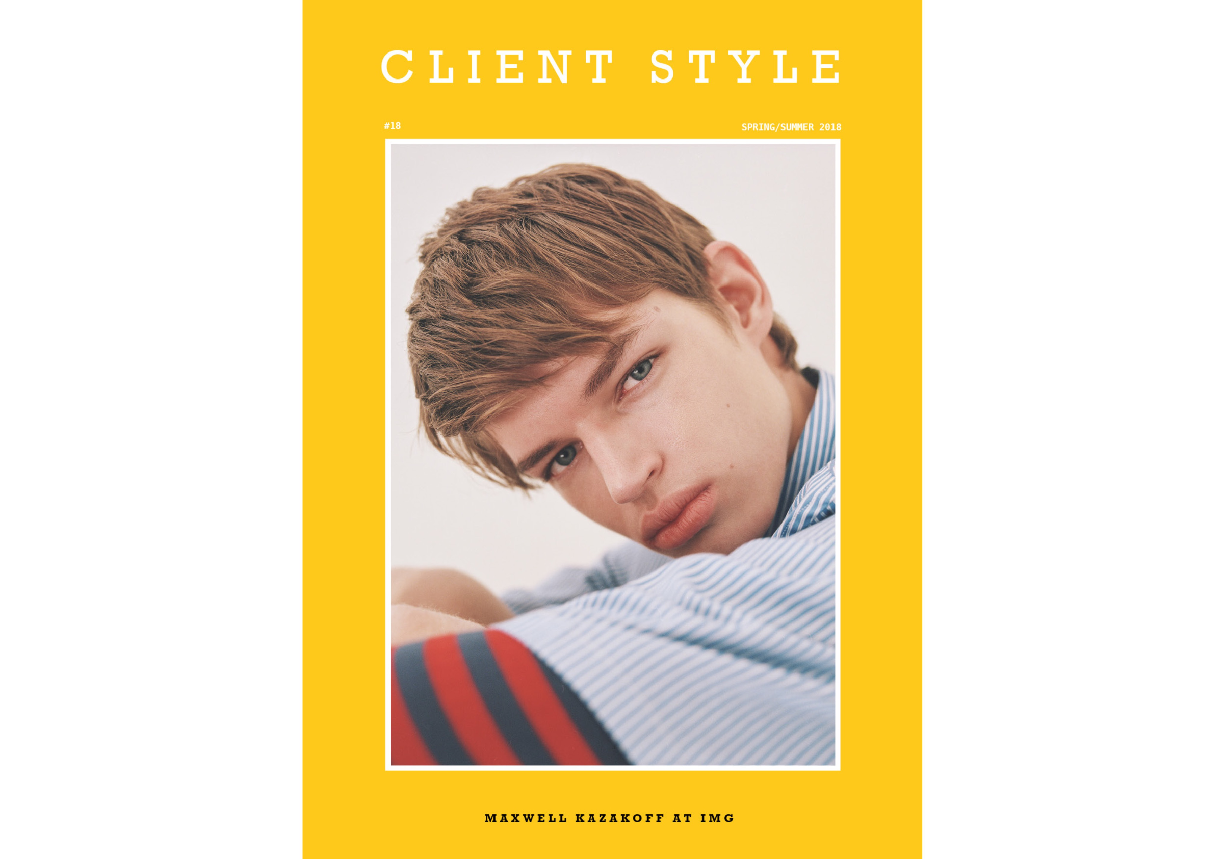 Client Style UK #18 (Print Edition)