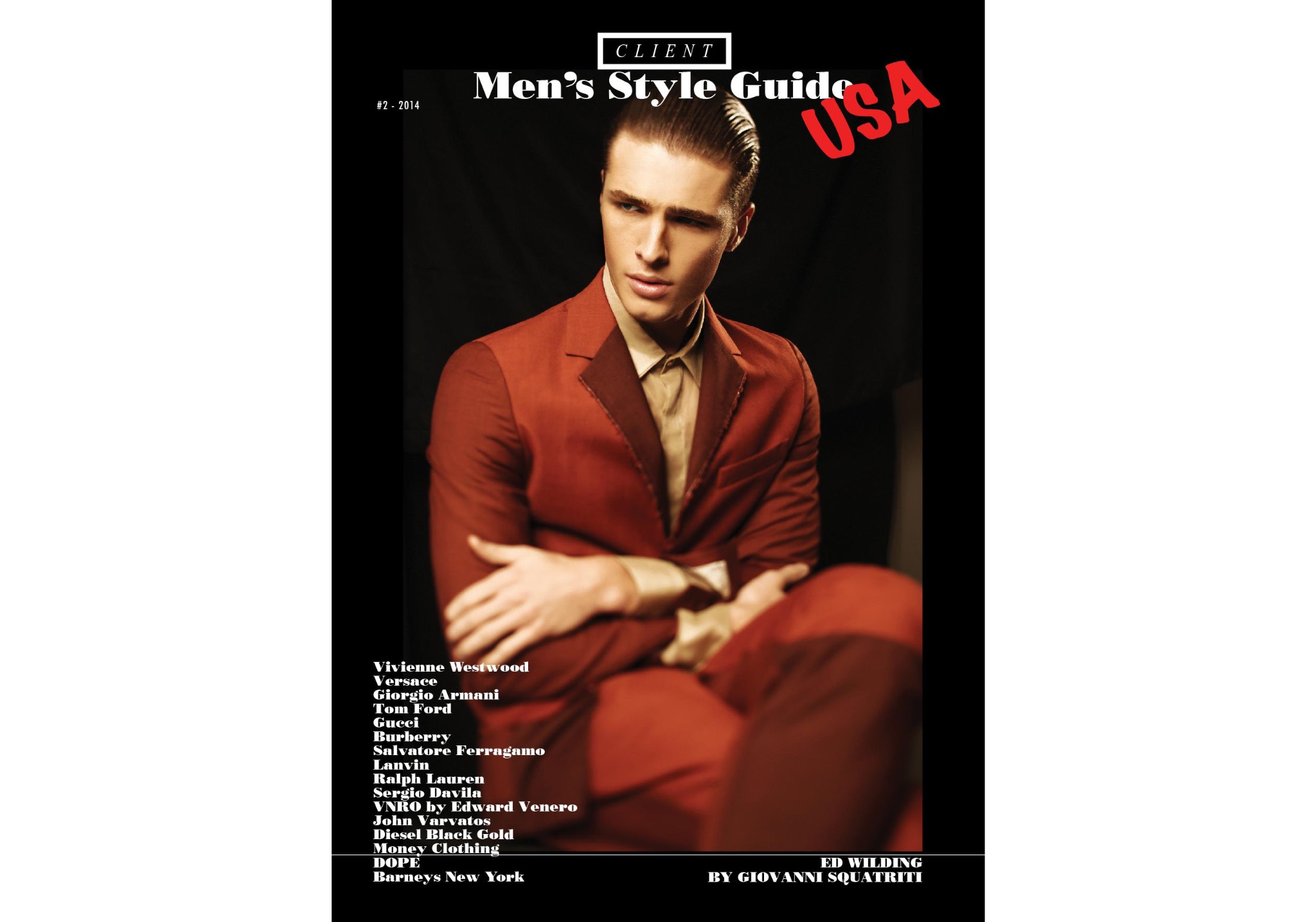 Client Style Guide USA #2 (Print Edition)