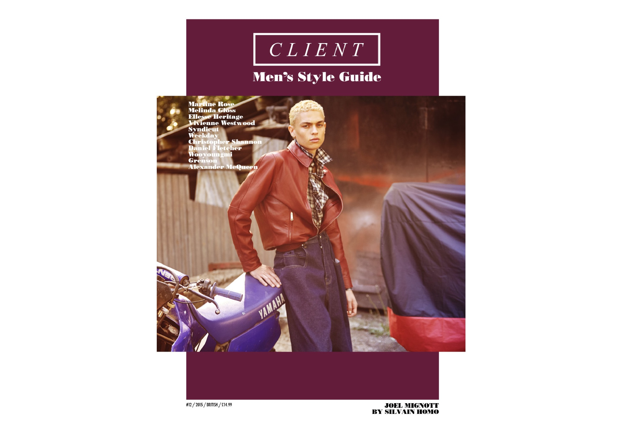 Client Style Guide #12 (Digital Edition)