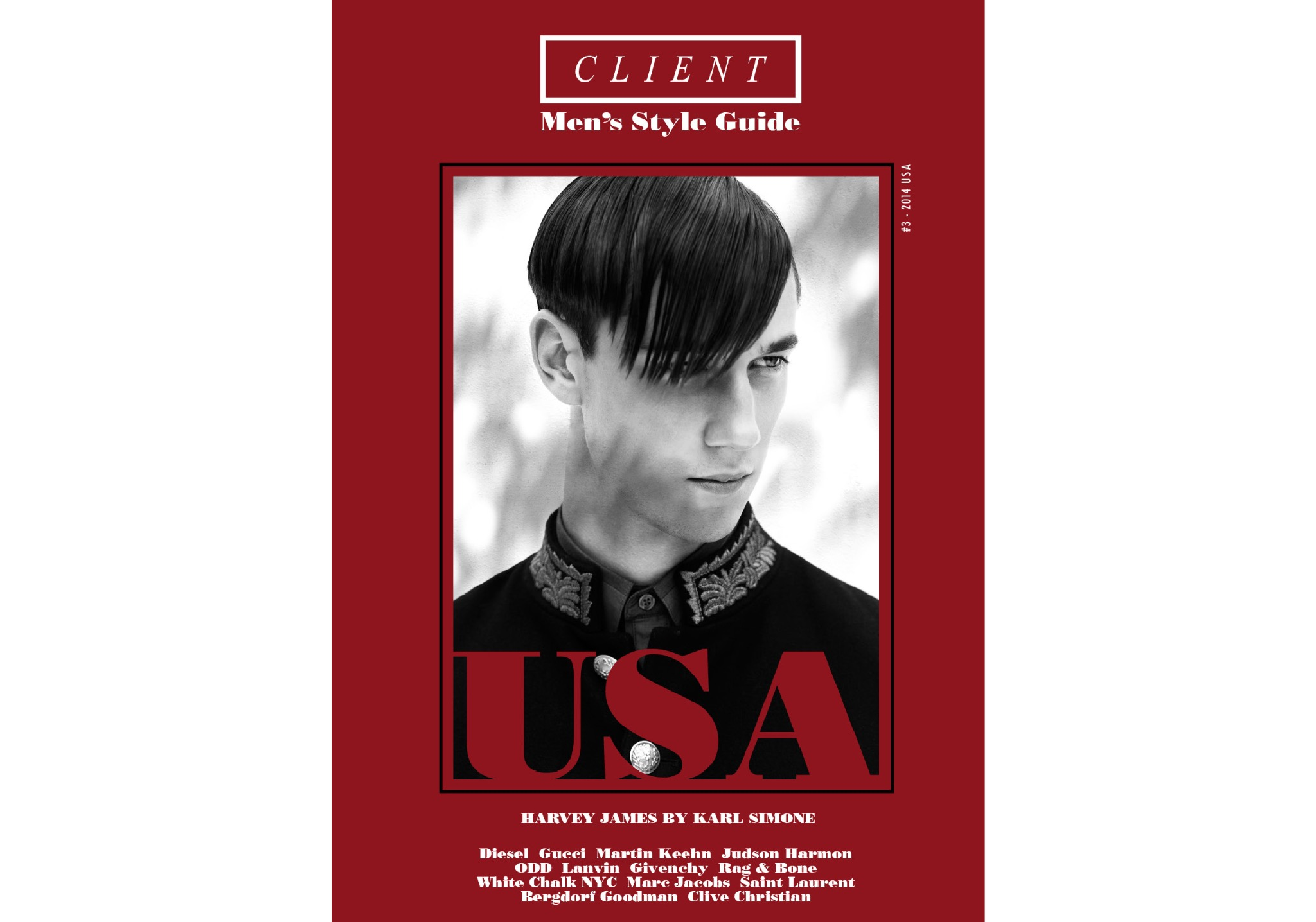 Client Style Guide USA #3 (Print Edition)